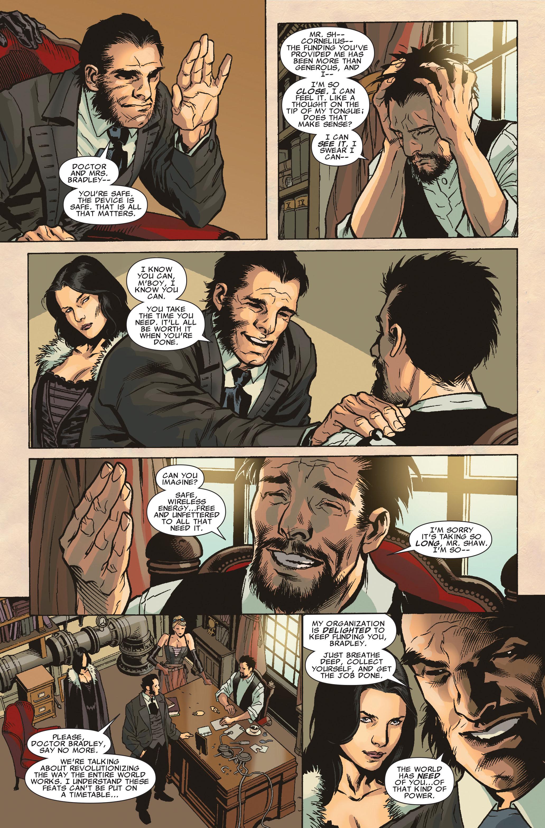 Read online Uncanny X-Men (1963) comic -  Issue #512 - 9