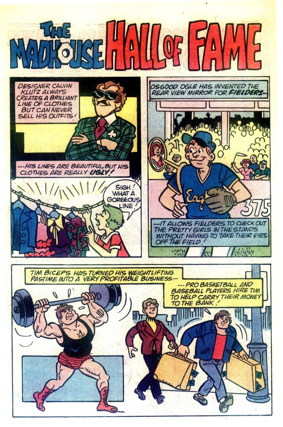 Read online Madhouse Comics comic -  Issue #127 - 10