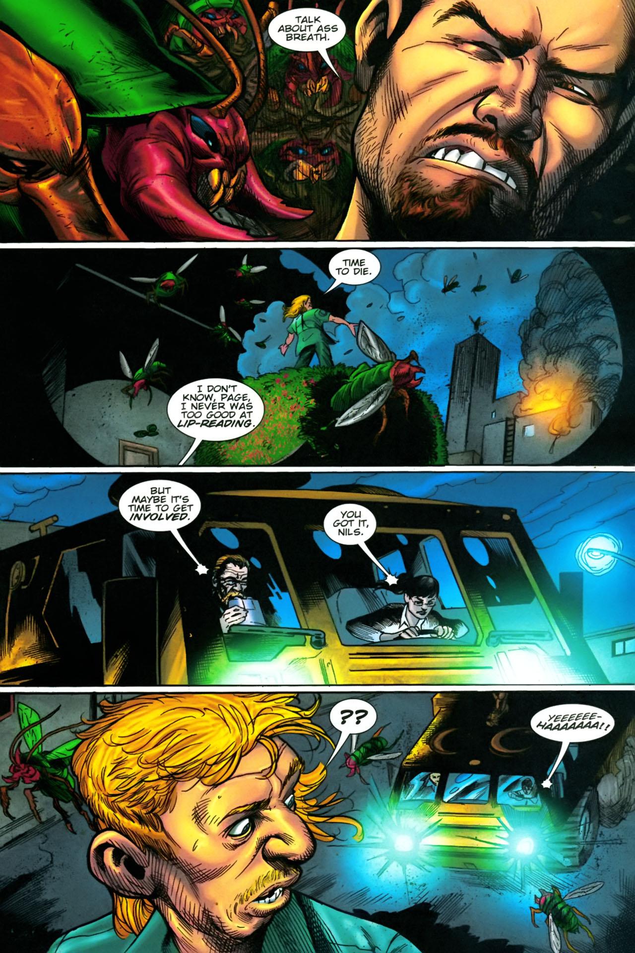 Read online The Exterminators comic -  Issue #23 - 15