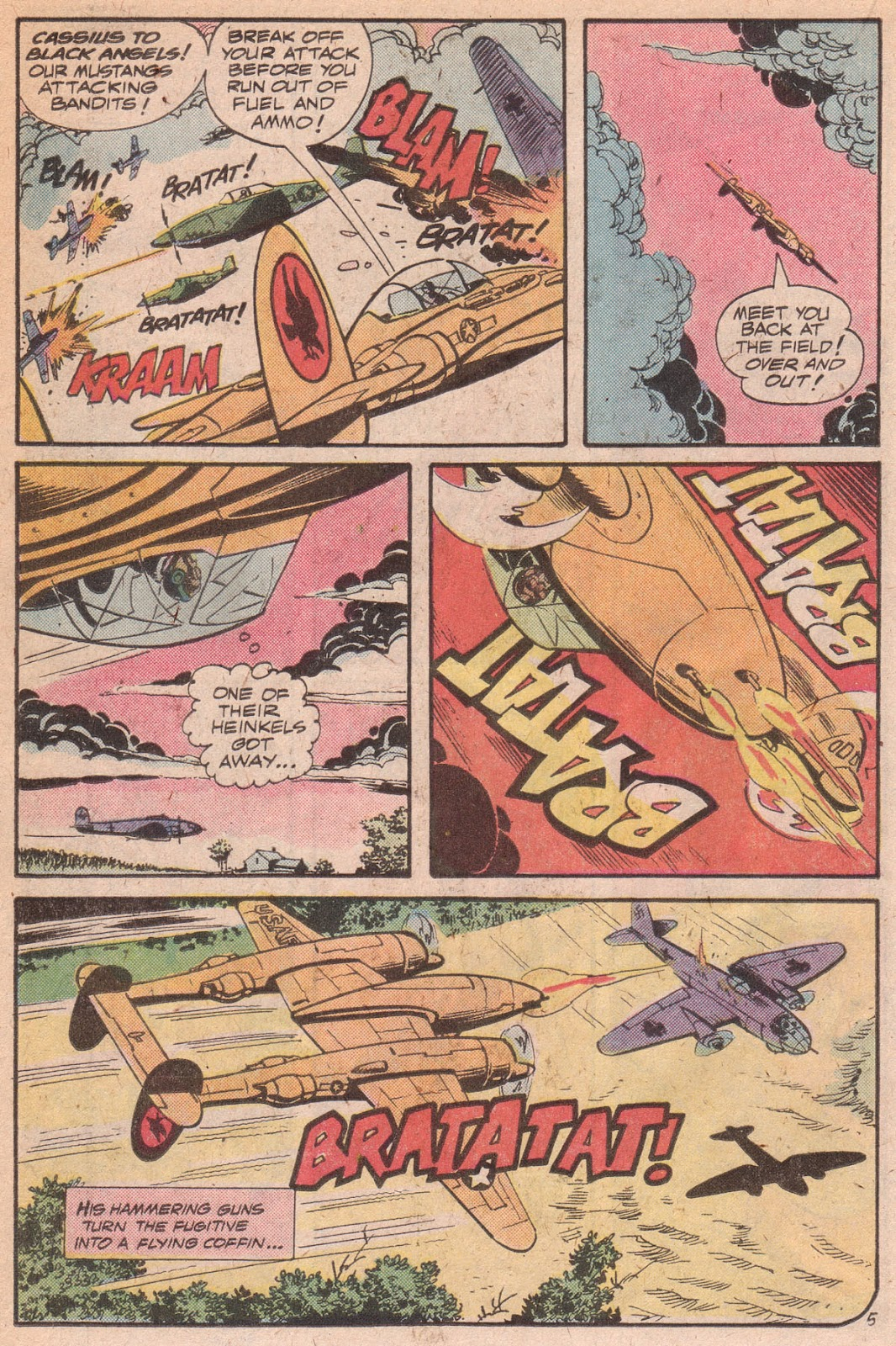 Read online All-Out War comic -  Issue #5 - 31