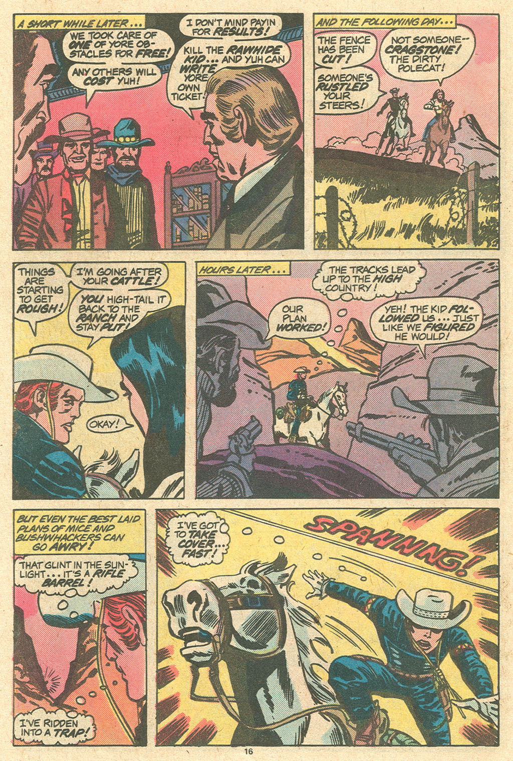 The Rawhide Kid (1955) issue 144 - Page 18
