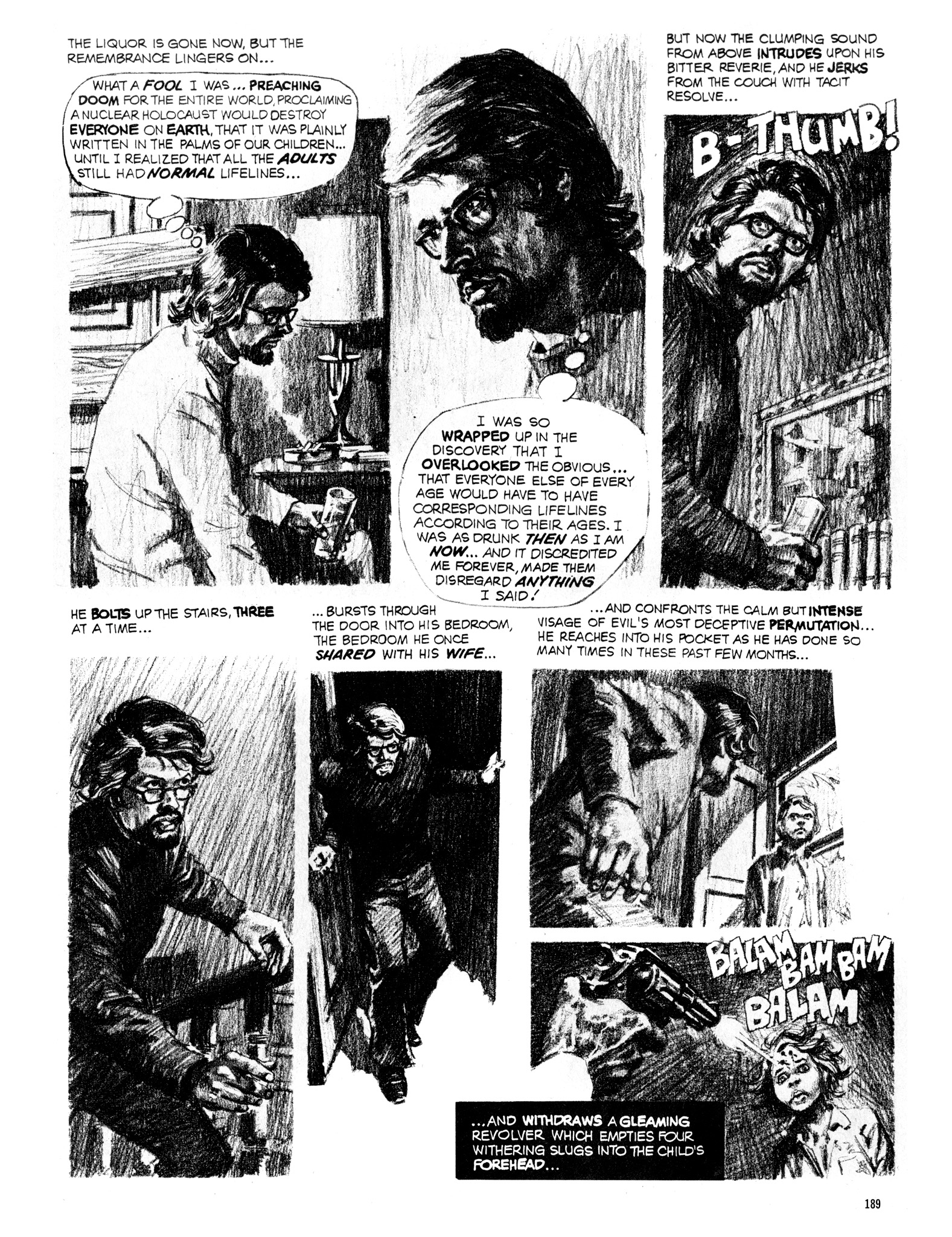 Read online Eerie Archives comic -  Issue # TPB 16 - 190
