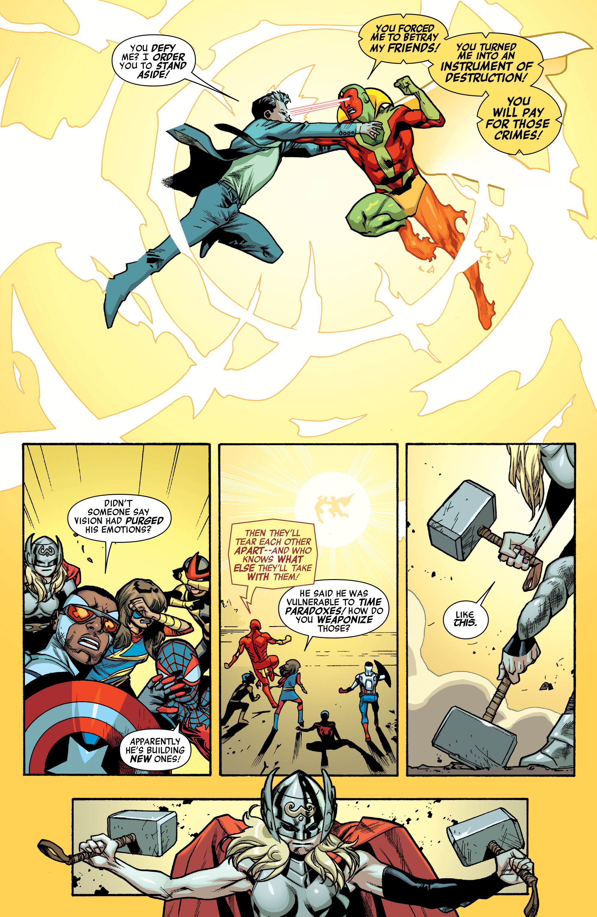 Read online All-New, All-Different Avengers comic -  Issue #6 - 18