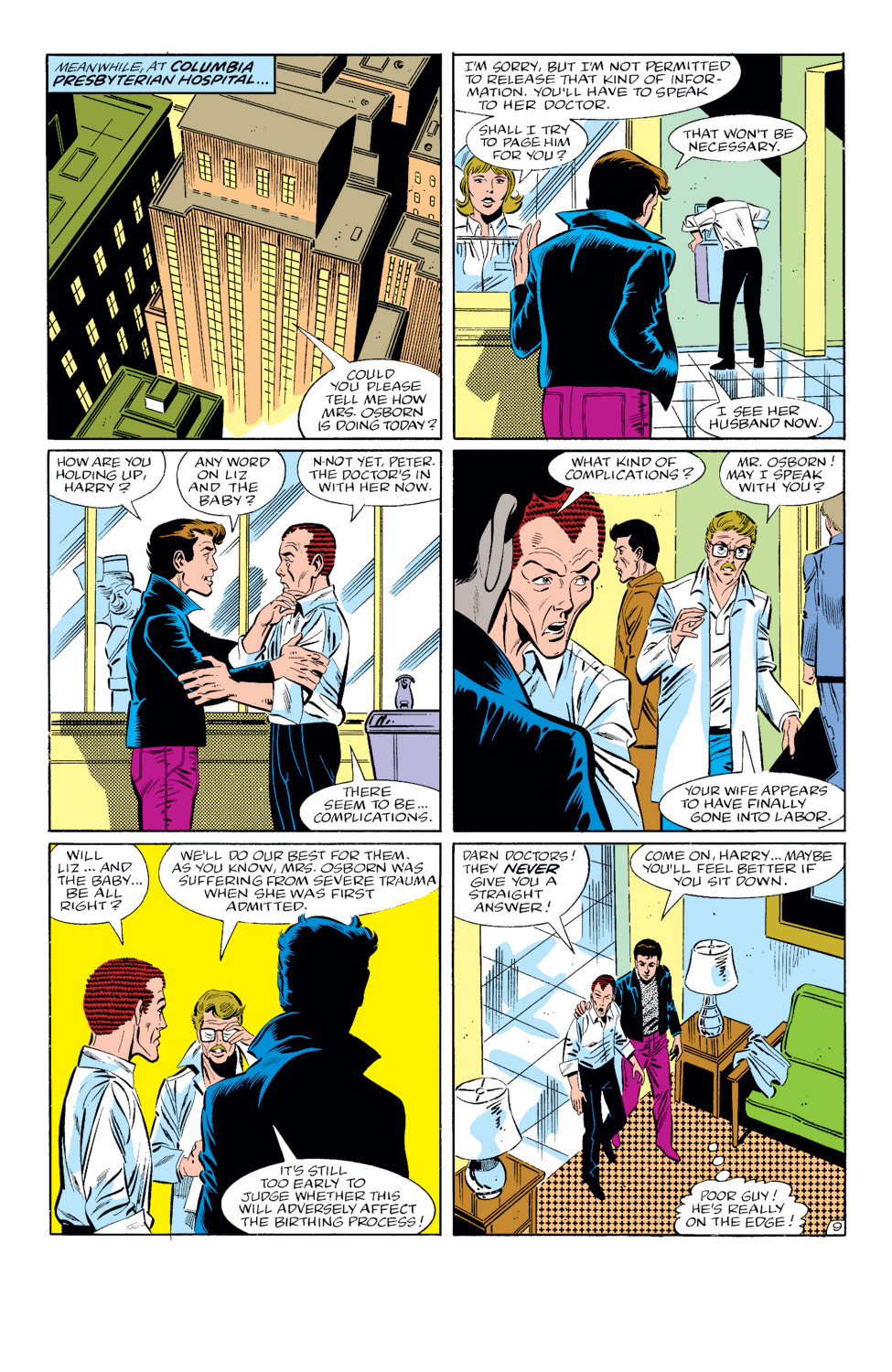 The Amazing Spider-Man (1963) 263 Page 9