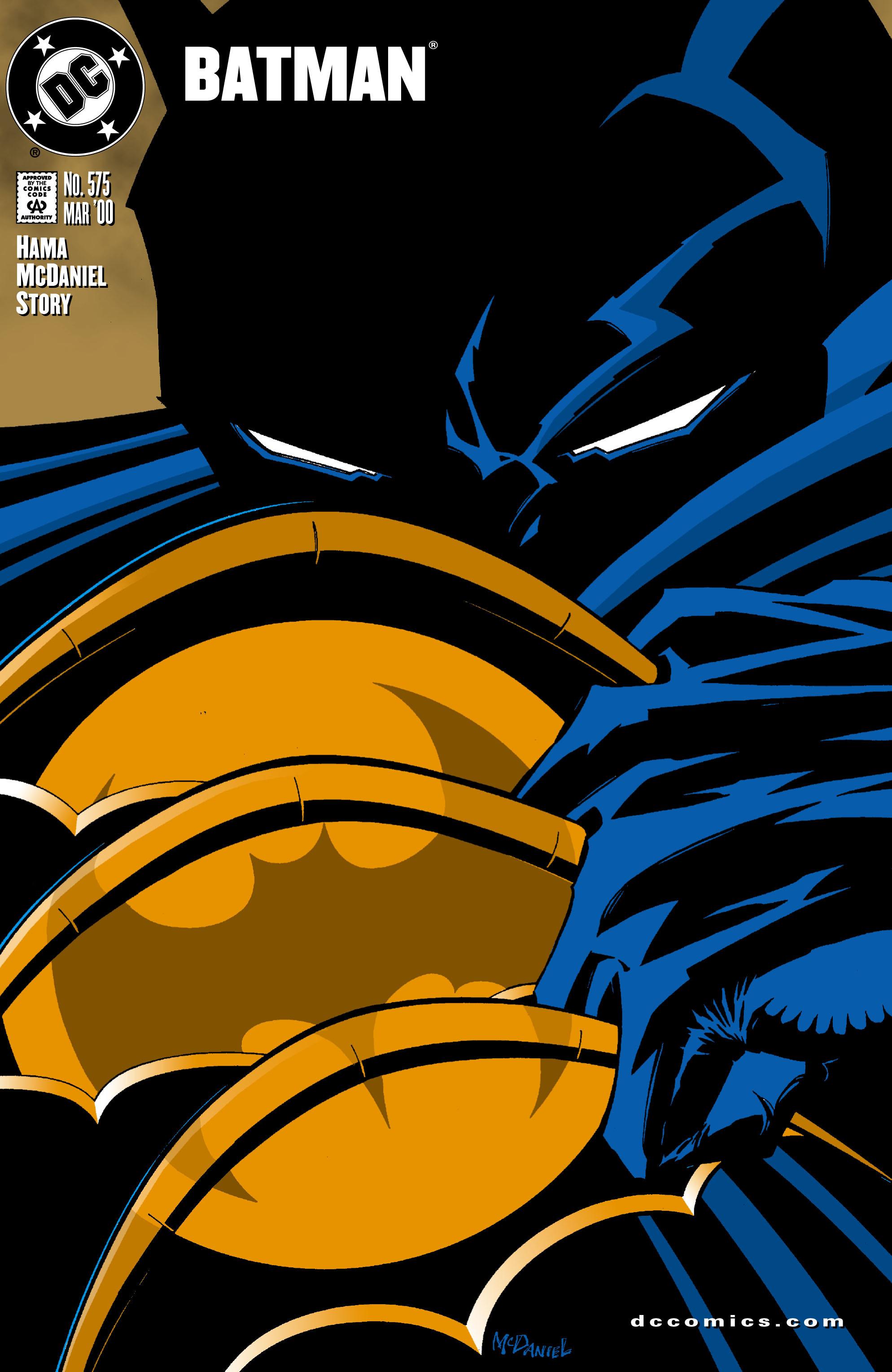 Batman (1940) 575 Page 1
