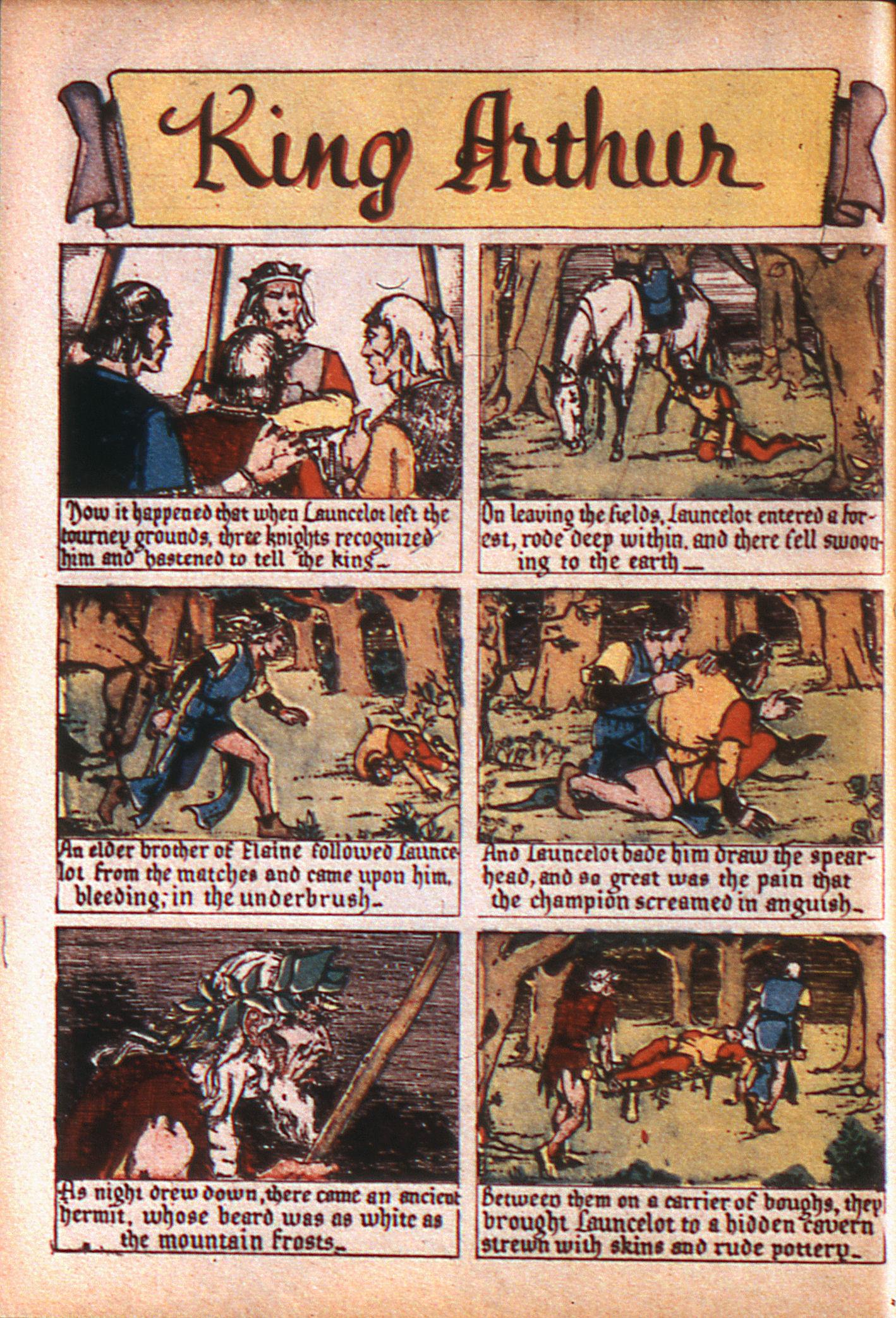Read online Adventure Comics (1938) comic -  Issue #8 - 15