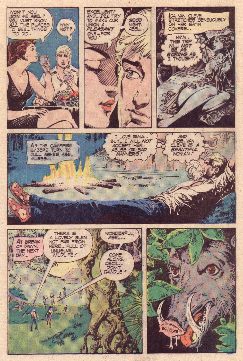 Rima, The Jungle Girl issue 7 - Page 8