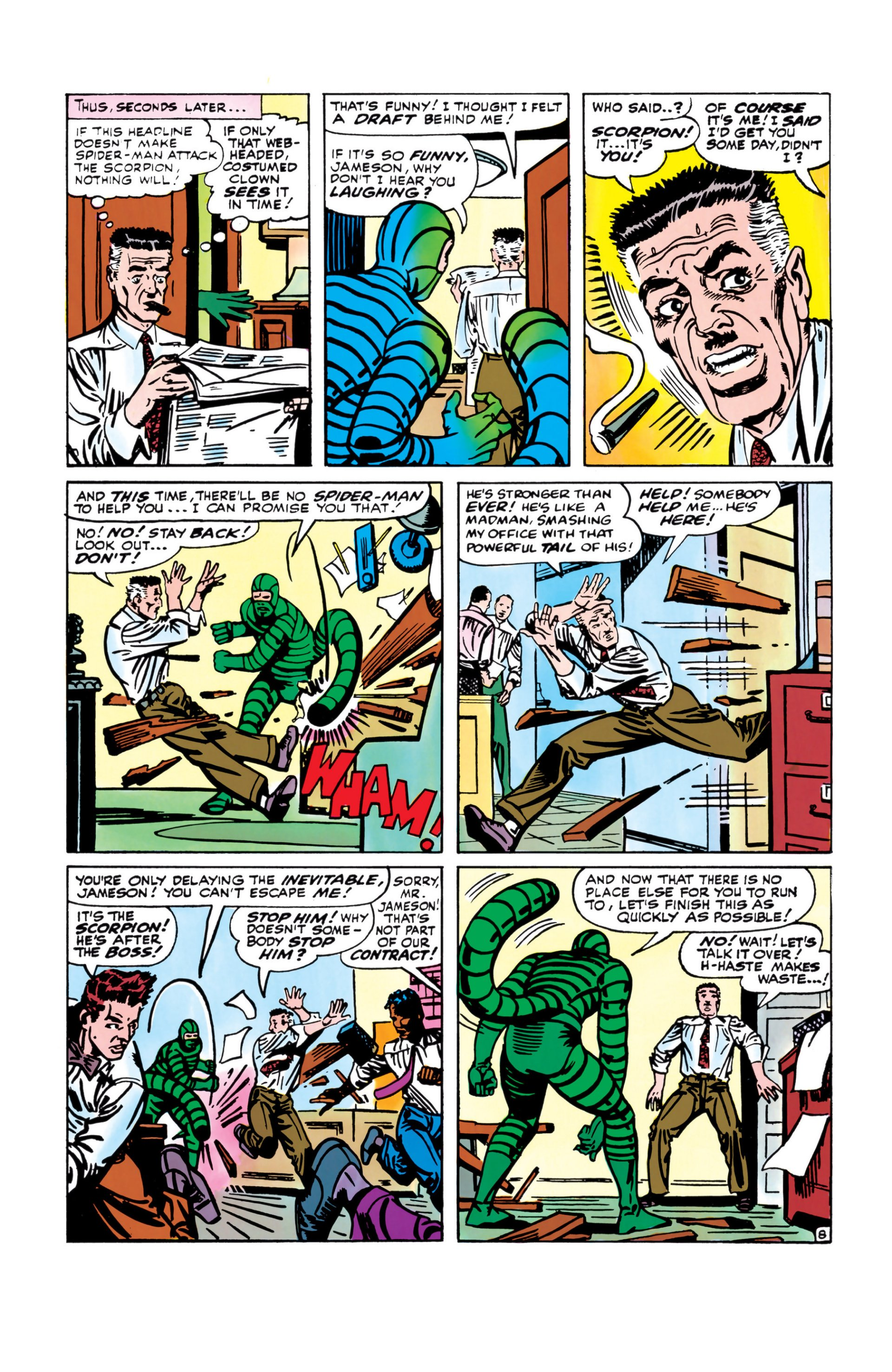 The Amazing Spider-Man (1963) 29 Page 8