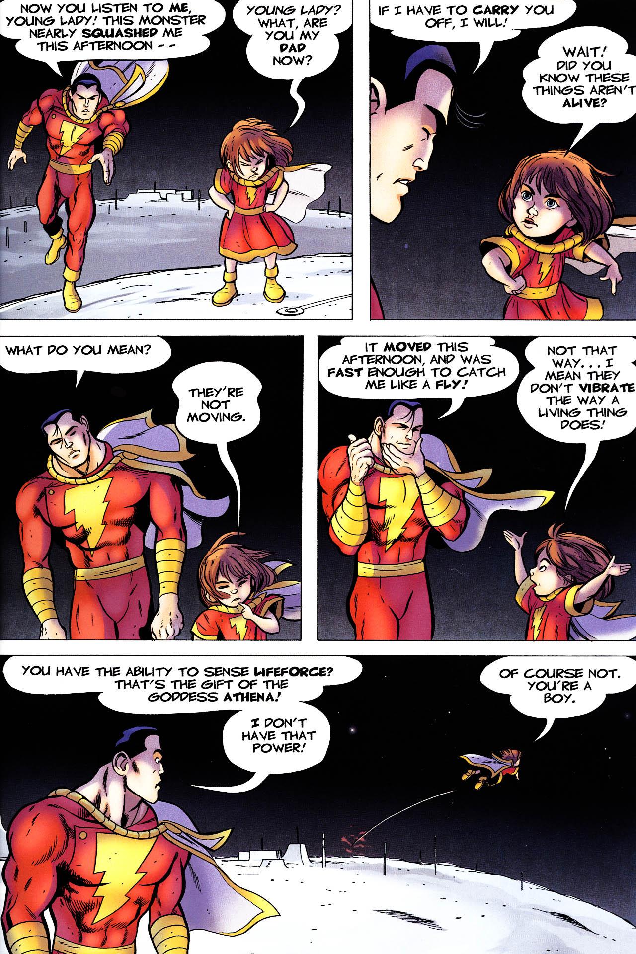 Read online Shazam!: The Monster Society of Evil comic -  Issue #3 - 5