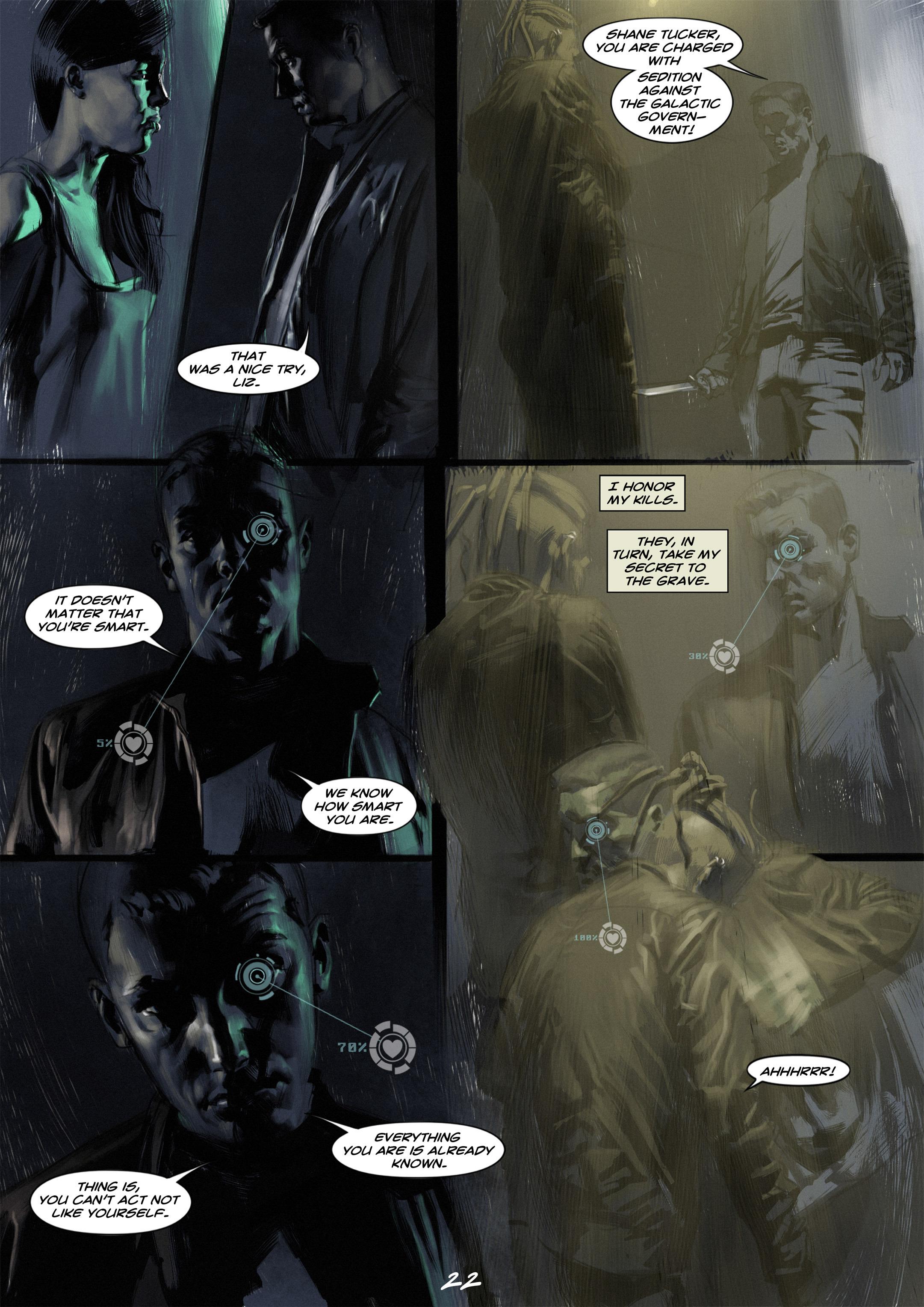 Read online Wynter comic -  Issue #2 - 22