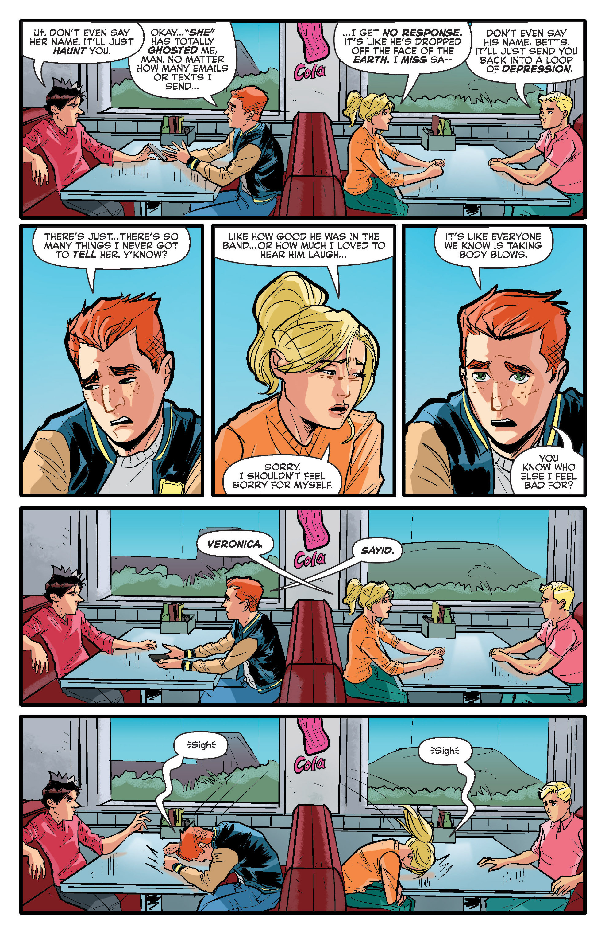 Read online Archie (2015) comic -  Issue #13 - 16