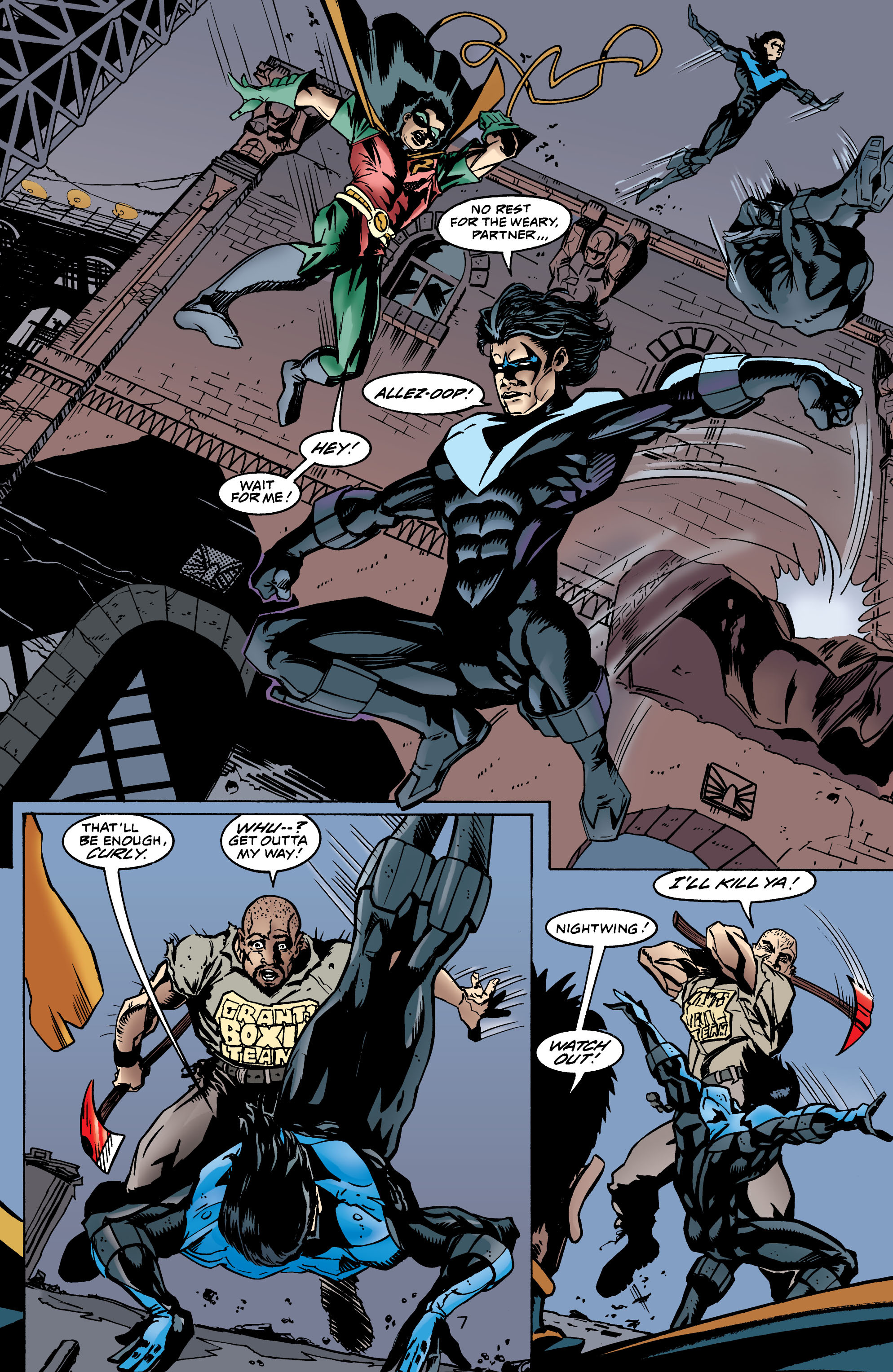 Read online Batman: Day of Judgment comic -  Issue # Full - 8