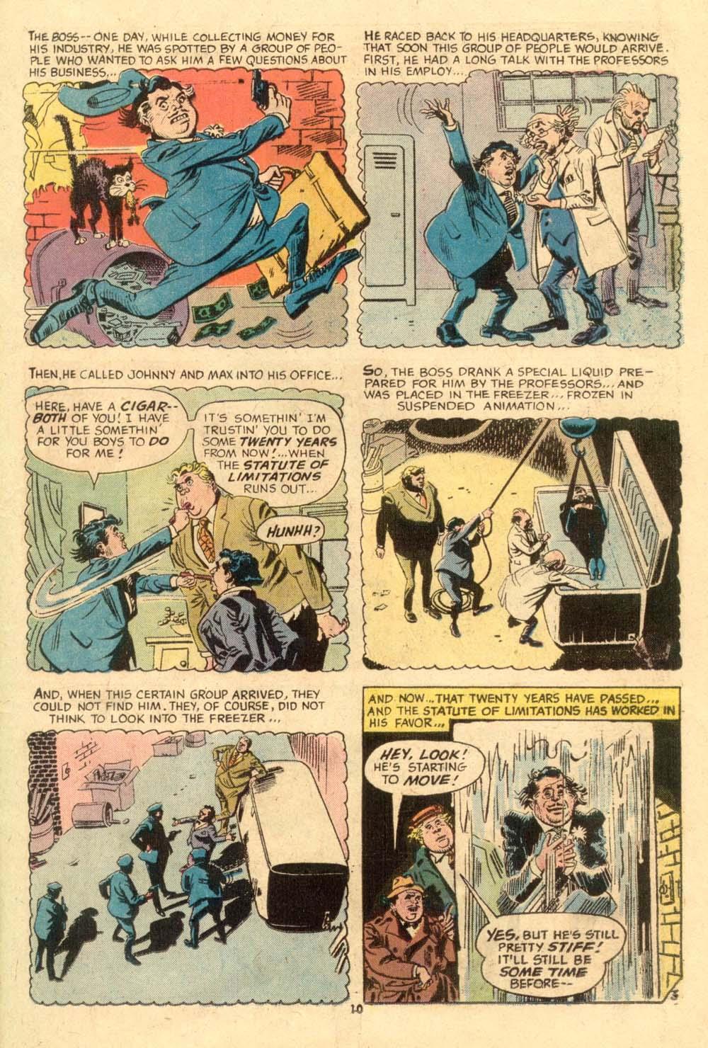 Read online Plop! comic -  Issue #6 - 11