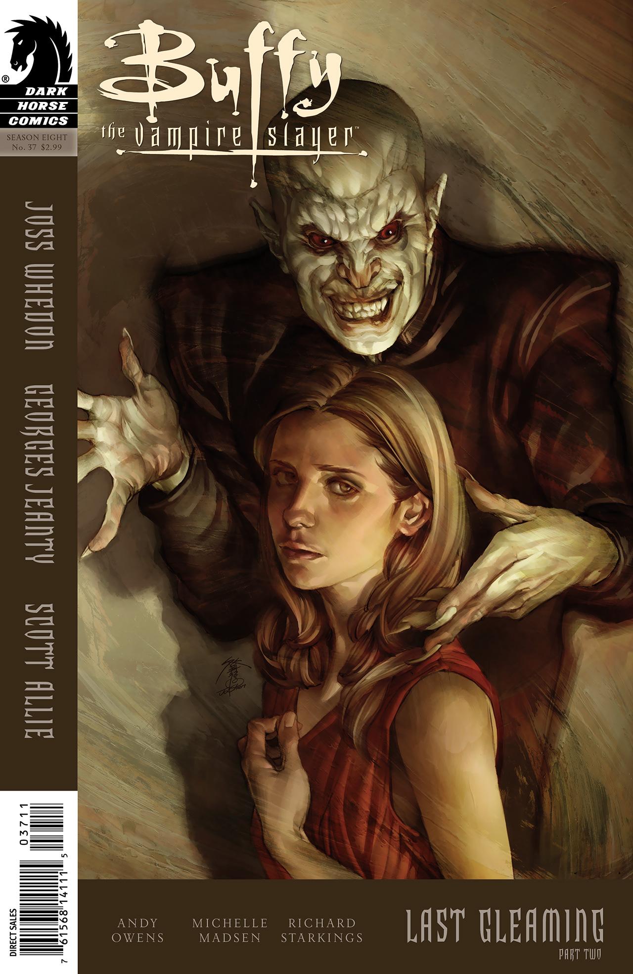 Buffy the Vampire Slayer Season Eight 37 Page 1