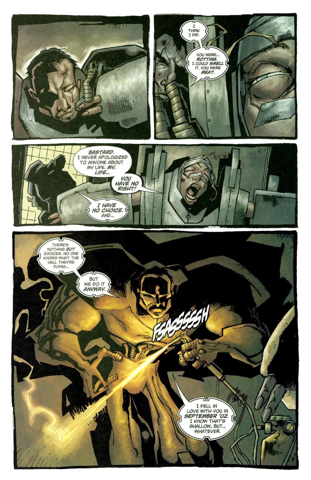Read online Enginehead comic -  Issue #4 - 22