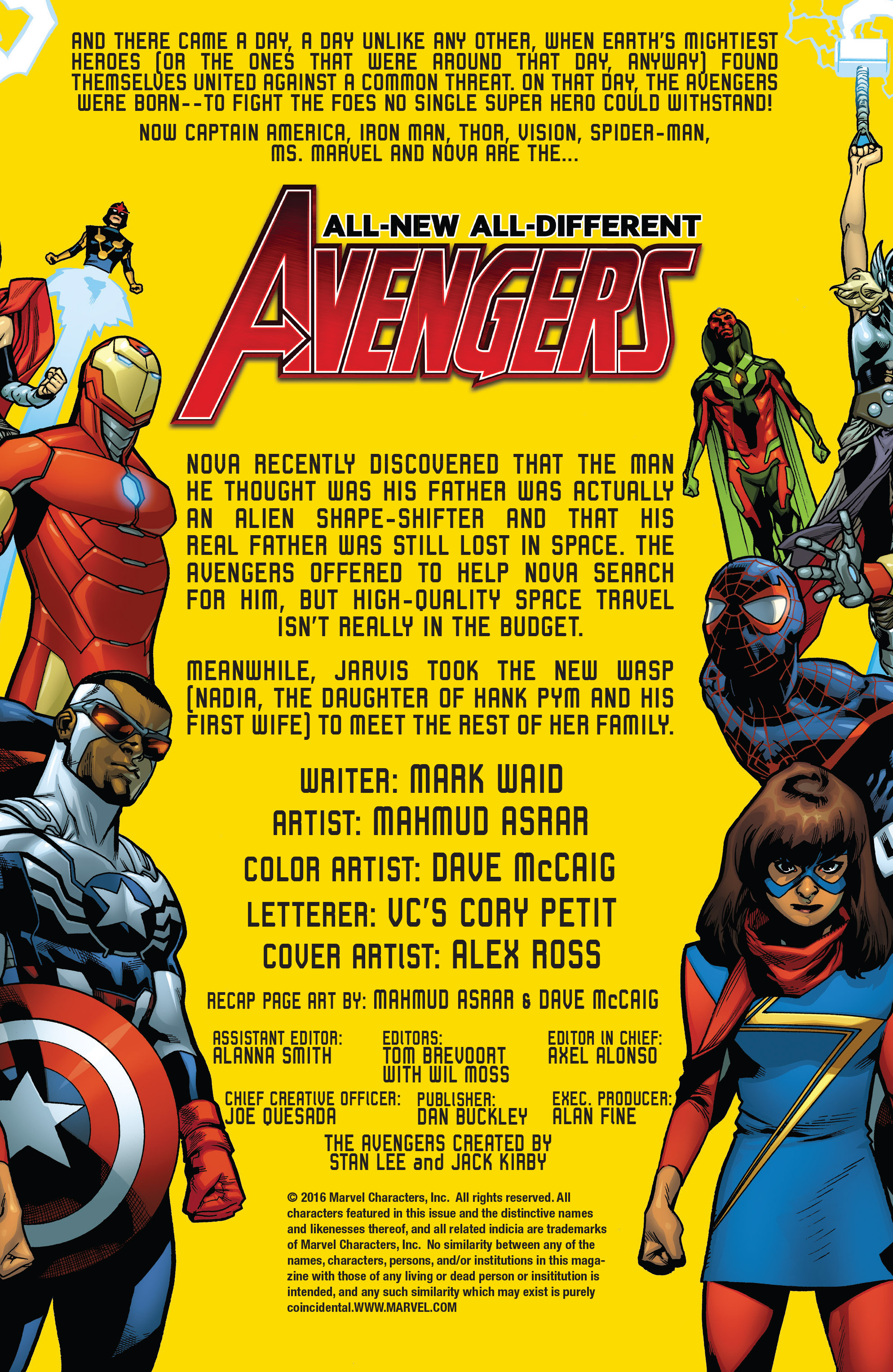 Read online All-New, All-Different Avengers comic -  Issue #10 - 2