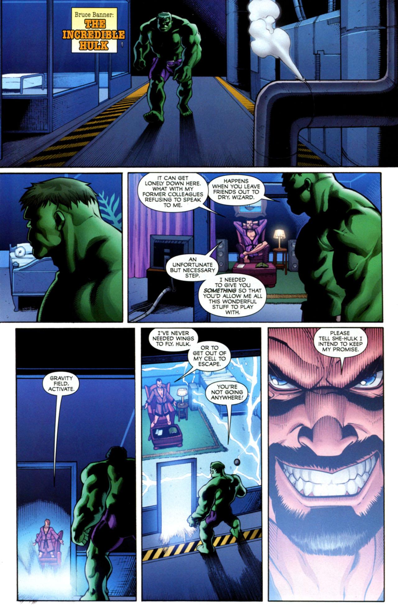 Read online She-Hulks comic -  Issue #4 - 10