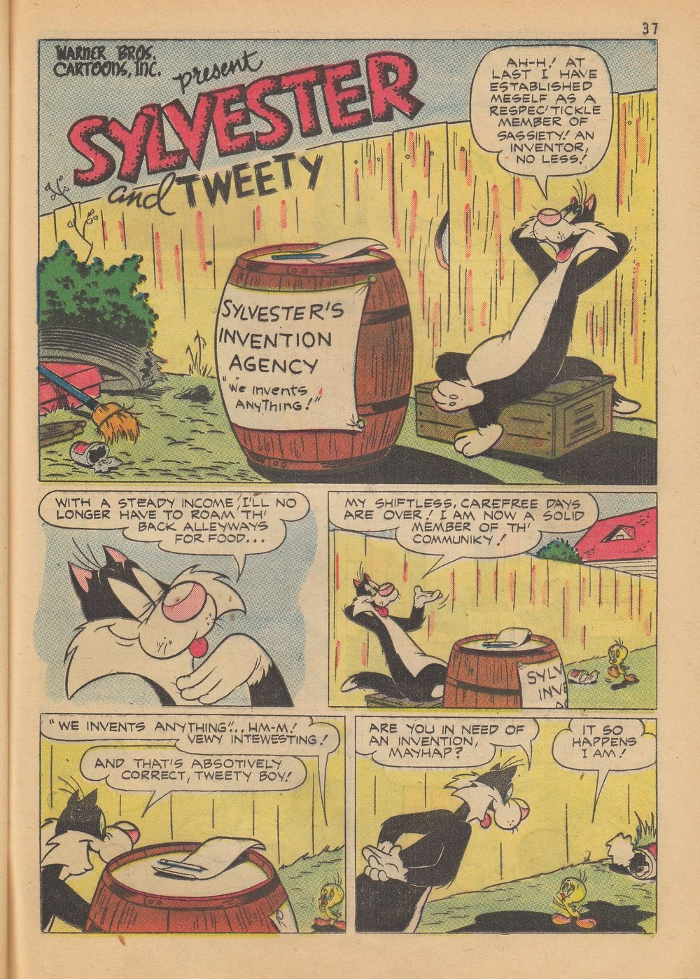 Bugs Bunny's Christmas Funnies issue TPB 4 - Page 39