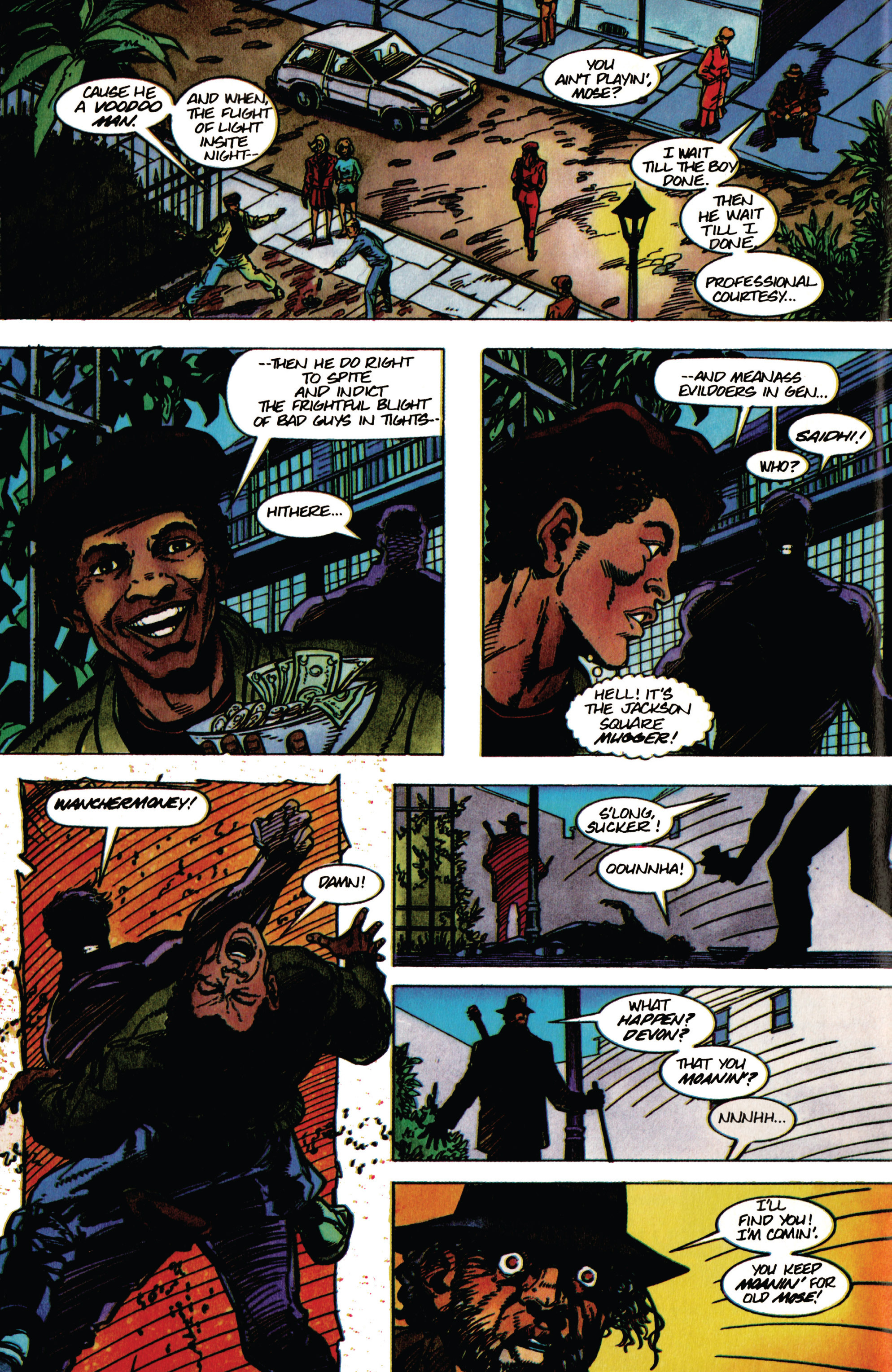 Read online Shadowman (1992) comic -  Issue #39 - 3