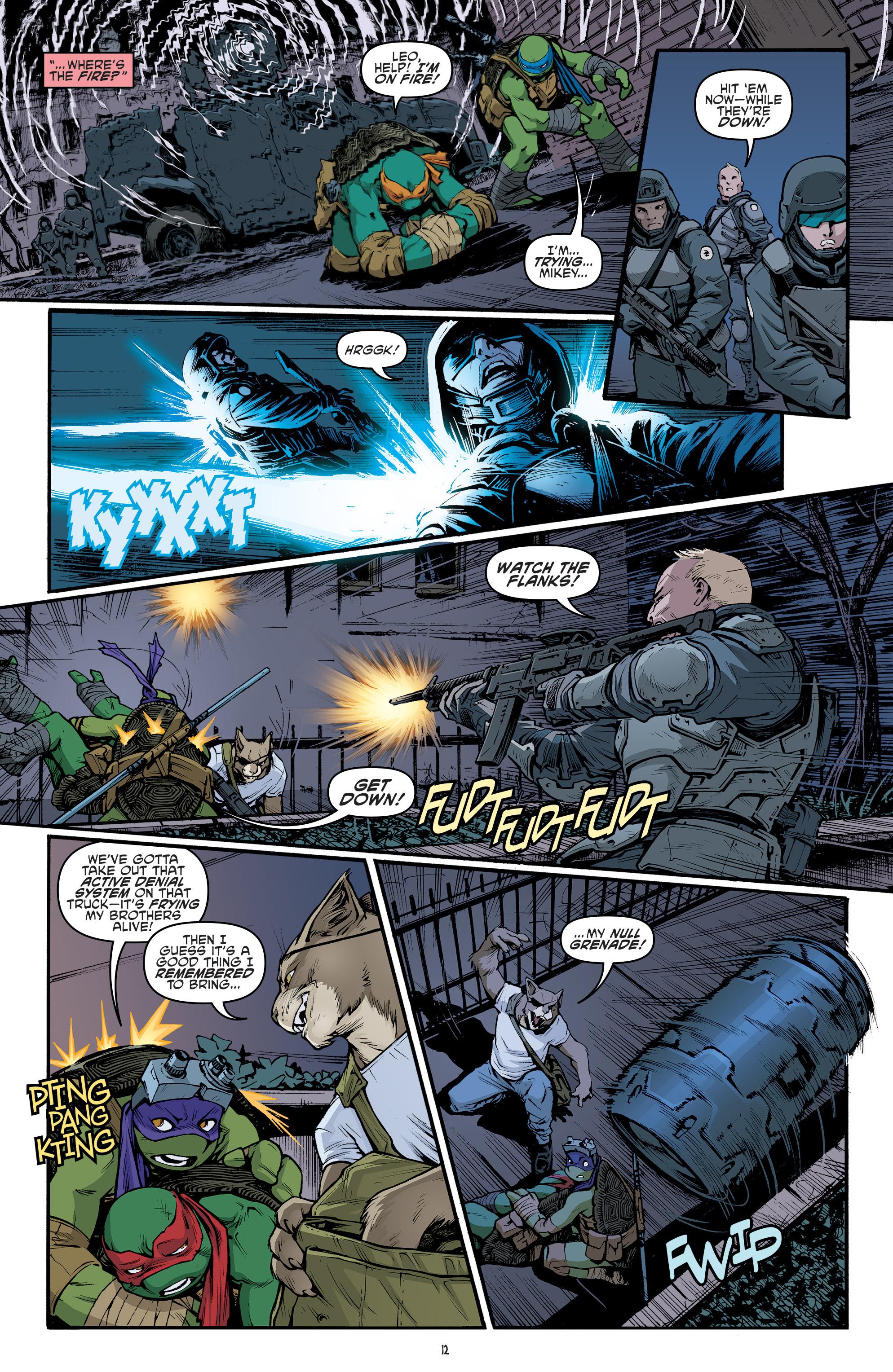 Read online Teenage Mutant Ninja Turtles (2011) comic -  Issue #69 - 14