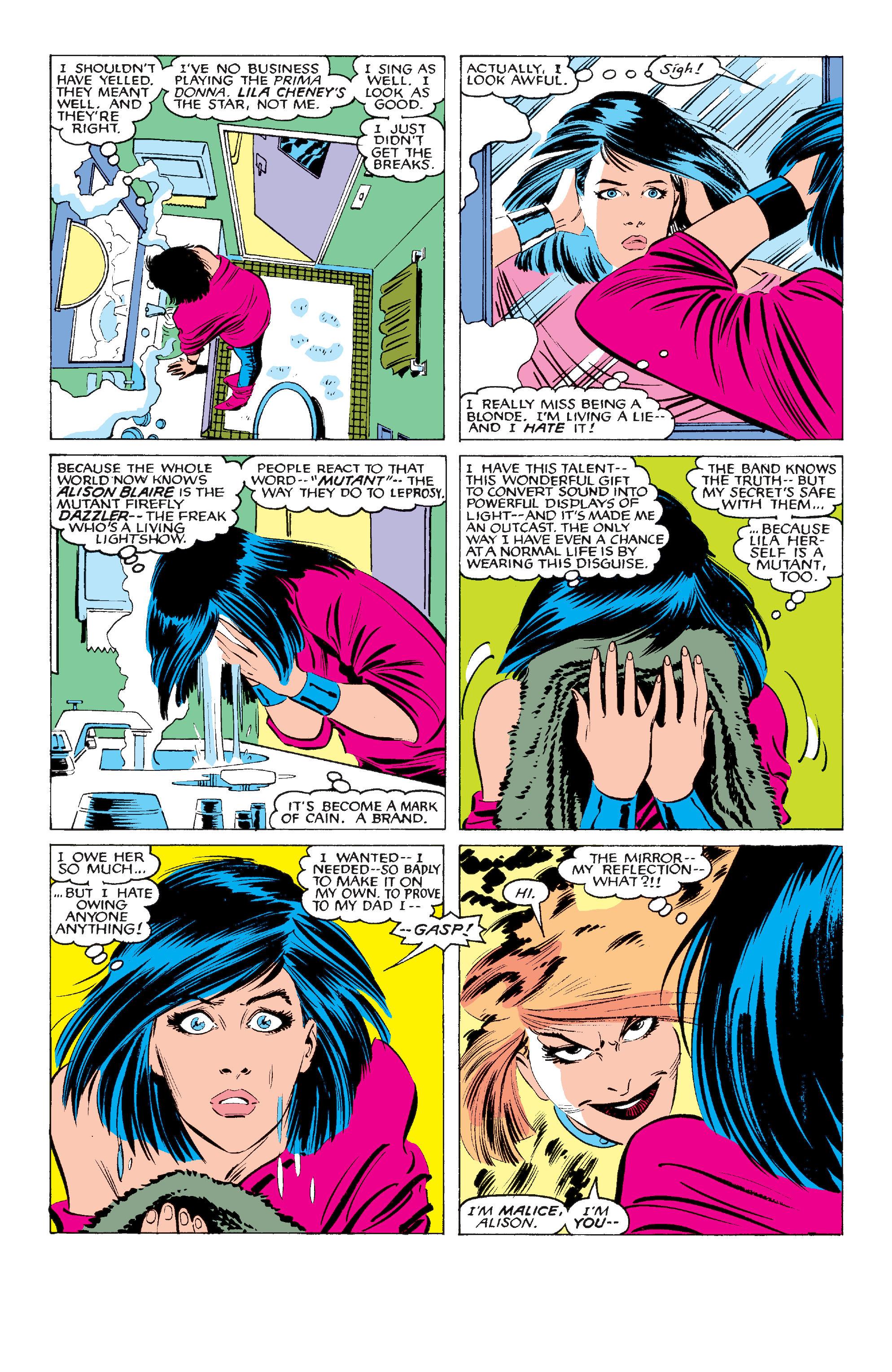 Read online Uncanny X-Men (1963) comic -  Issue #210 - 6