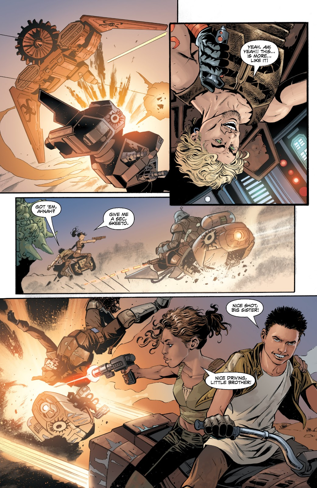 Read online Star Wars Legends: Legacy - Epic Collection comic -  Issue # TPB 2 (Part 2) - 22
