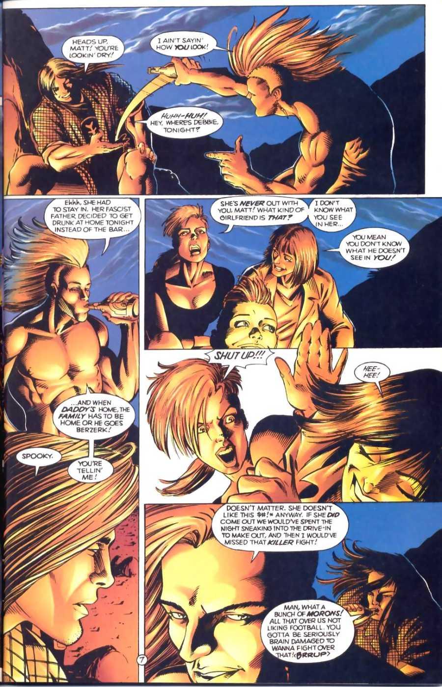 Read online Ultraverse Premiere comic -  Issue #1 - 7
