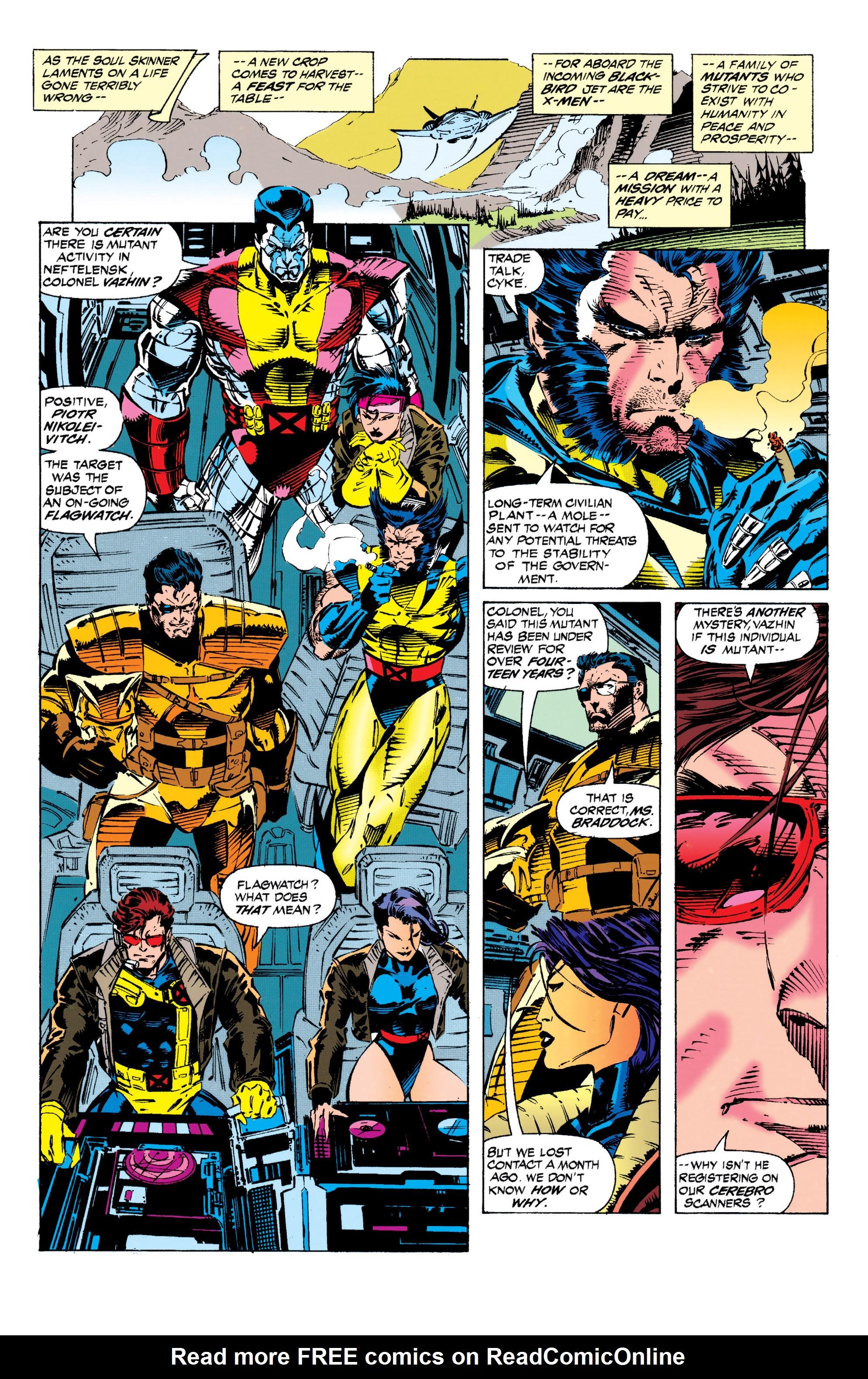 X-Men (1991) 18 Page 5