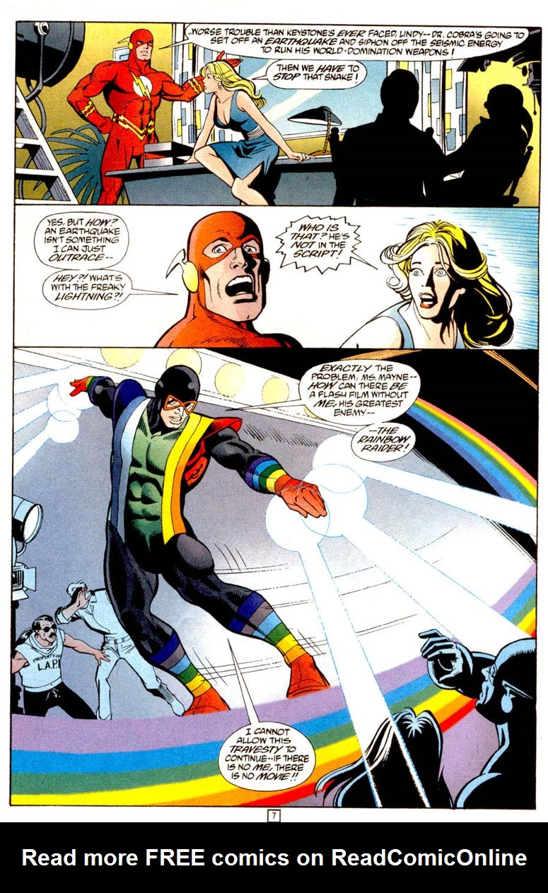 Read online The Flash (1987) comic -  Issue # _Annual 10 - 8
