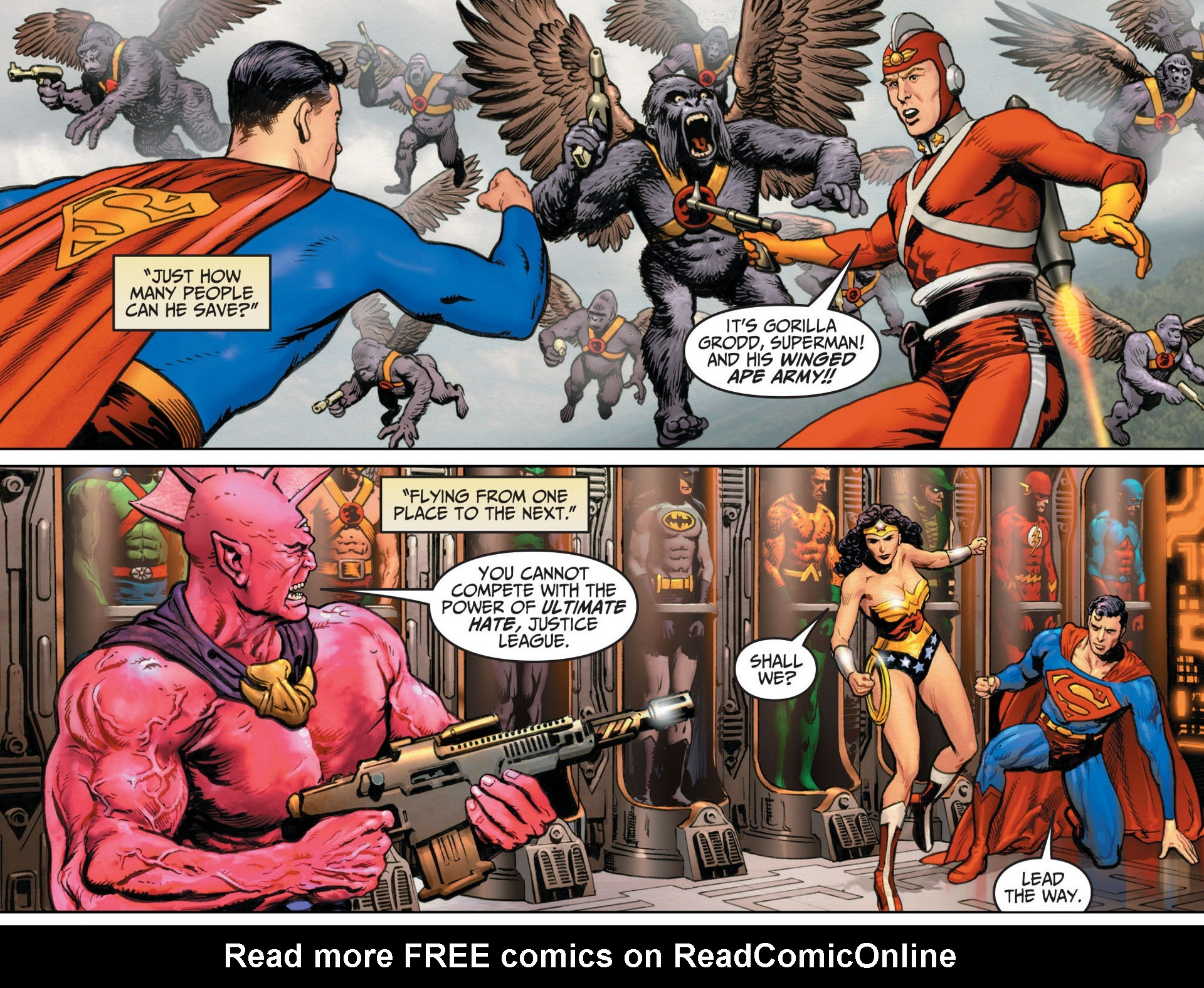 Read online Adventures of Superman [I] comic -  Issue #12 - 17