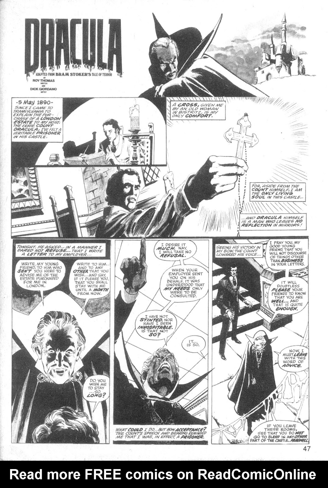 Dracula Lives issue 7 - Page 44