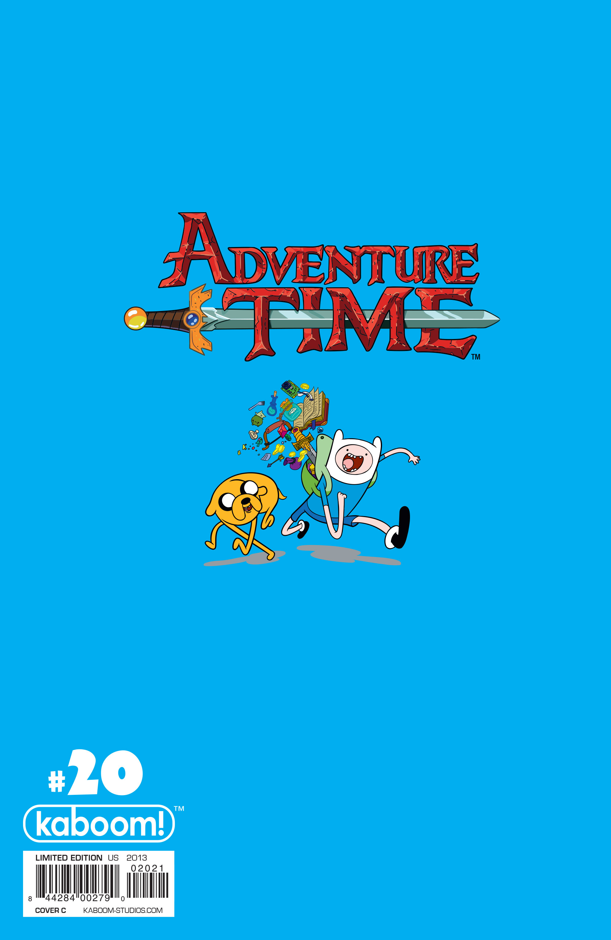 Read online Adventure Time comic -  Issue #20 - 29