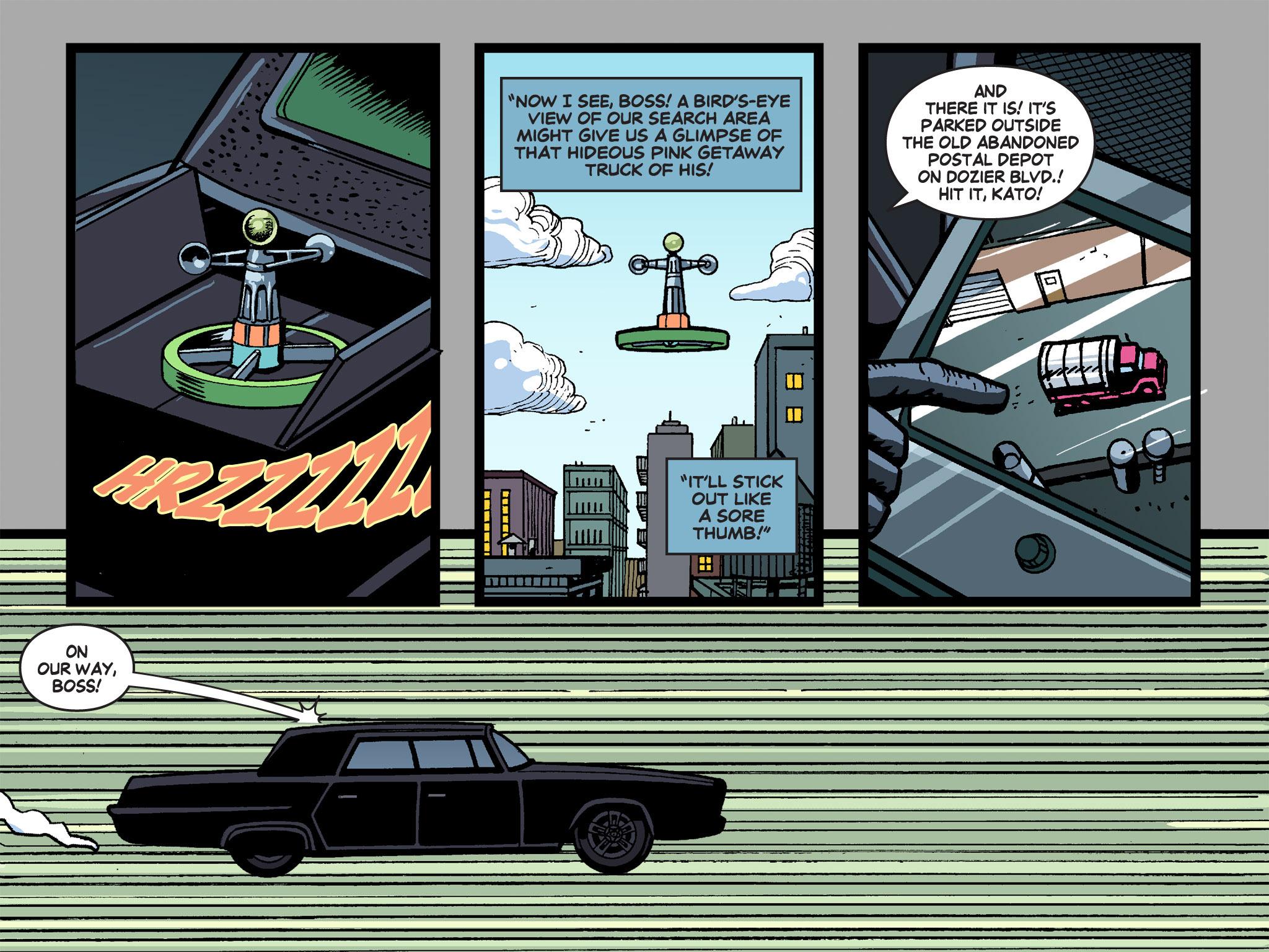 Read online Batman '66 Meets the Green Hornet [II] comic -  Issue #4 - 85