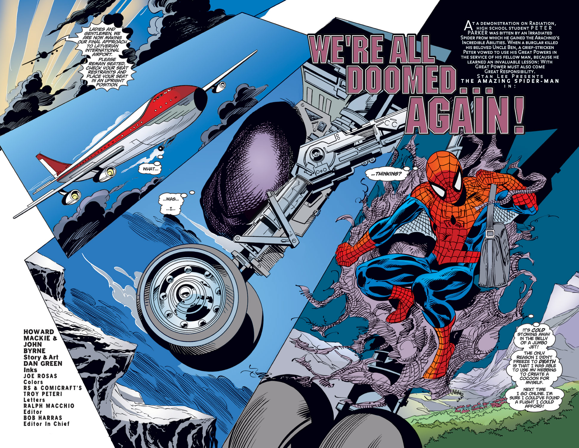 The Amazing Spider-Man (1999) 15 Page 2