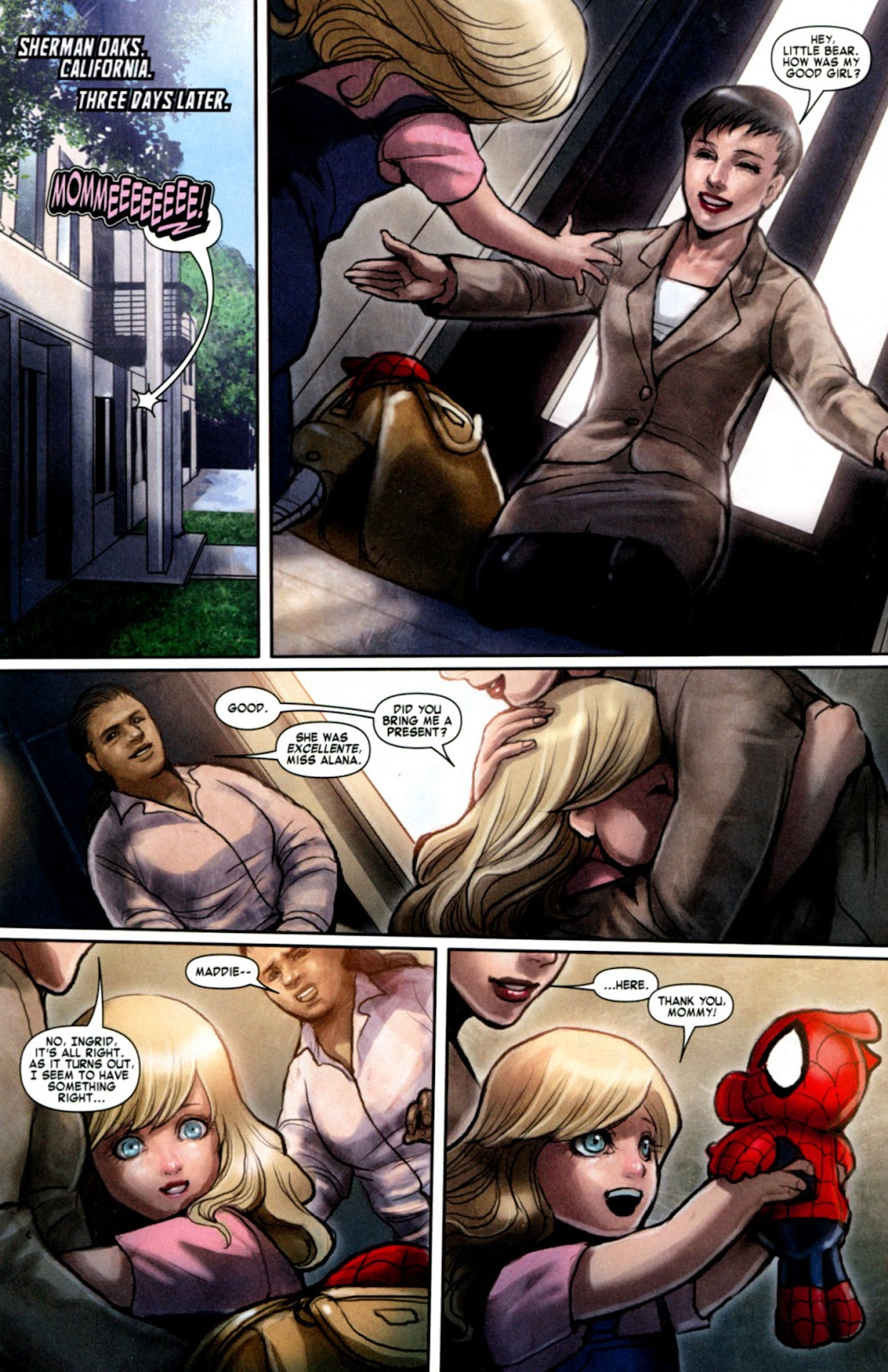 Web of Spider-Man (2009) Issue #11 #11 - English 33