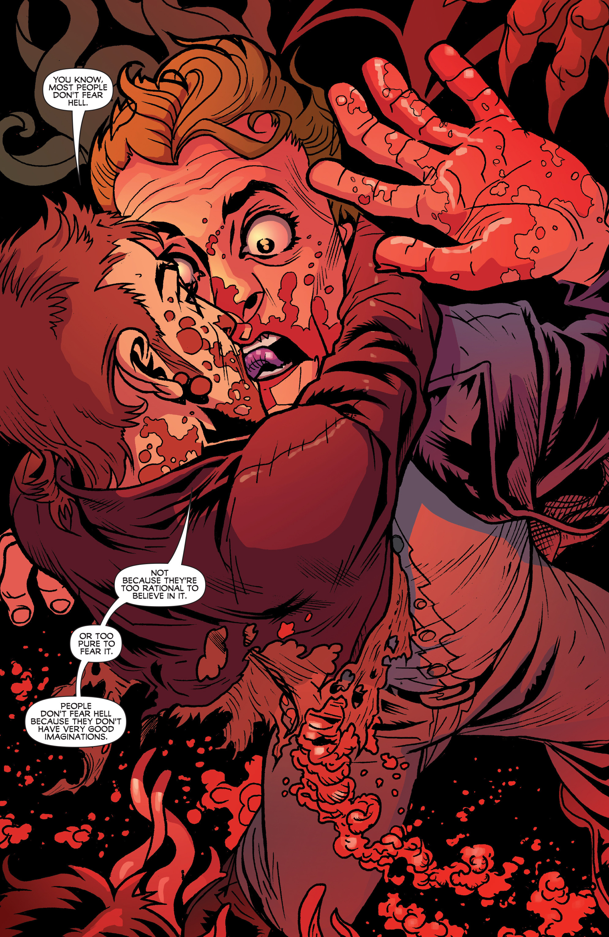 Read online Blood Blister comic -  Issue #2 - 3