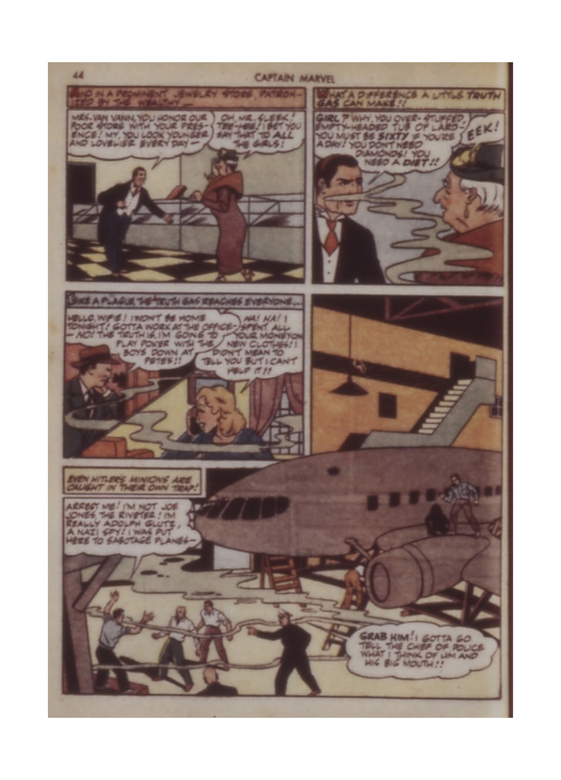 Captain Marvel Adventures issue 12 - Page 44
