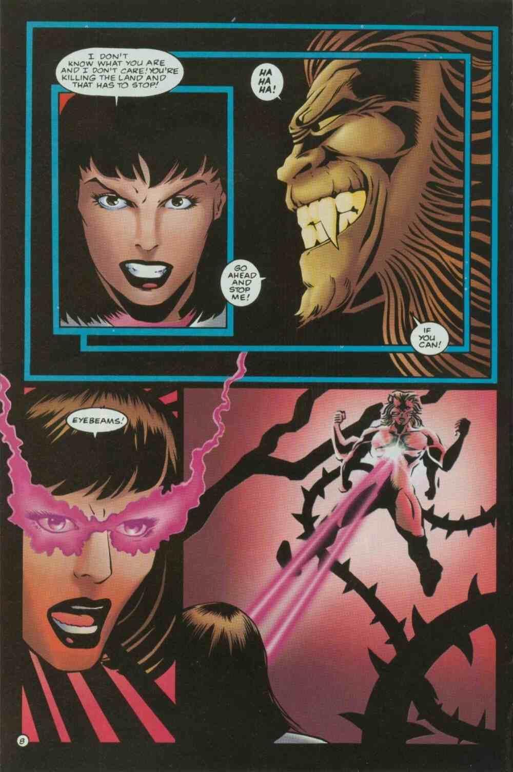 Read online Ultraverse Premiere comic -  Issue #7 - 20