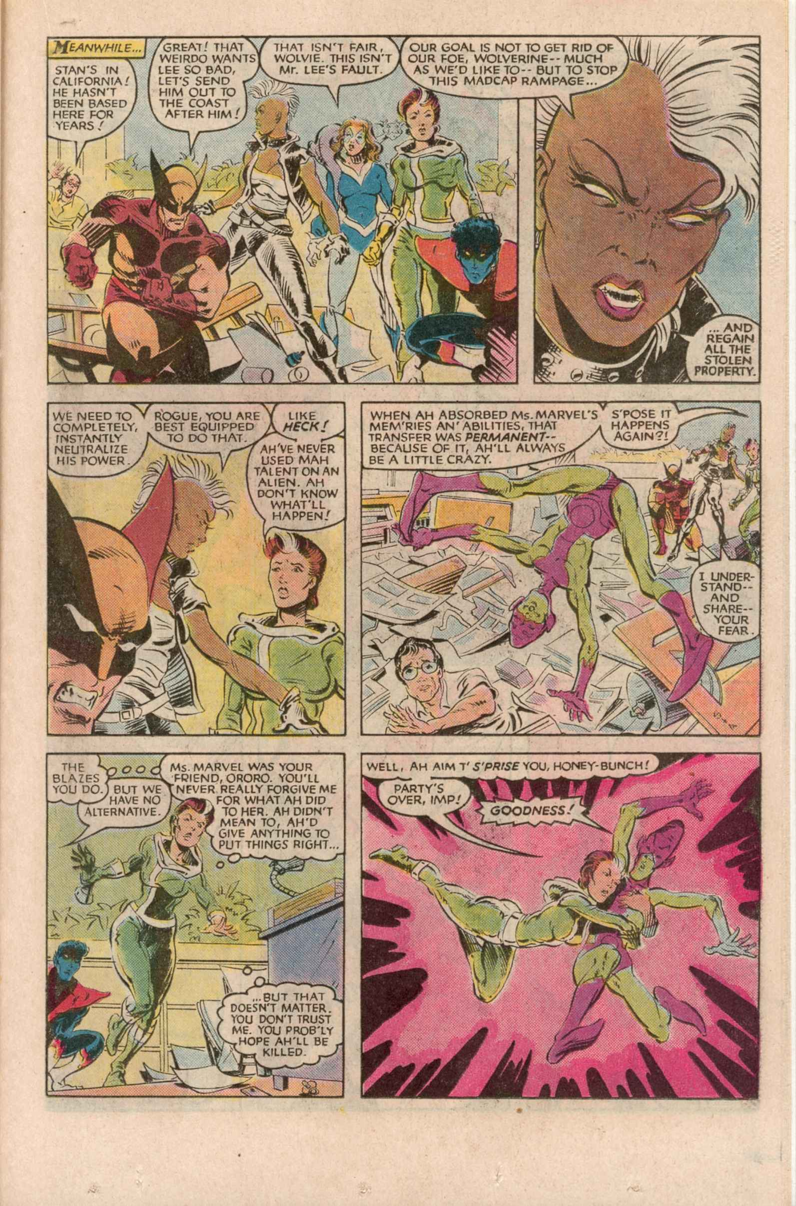 Read online Uncanny X-Men (1963) comic -  Issue # _Annual 7 - 30