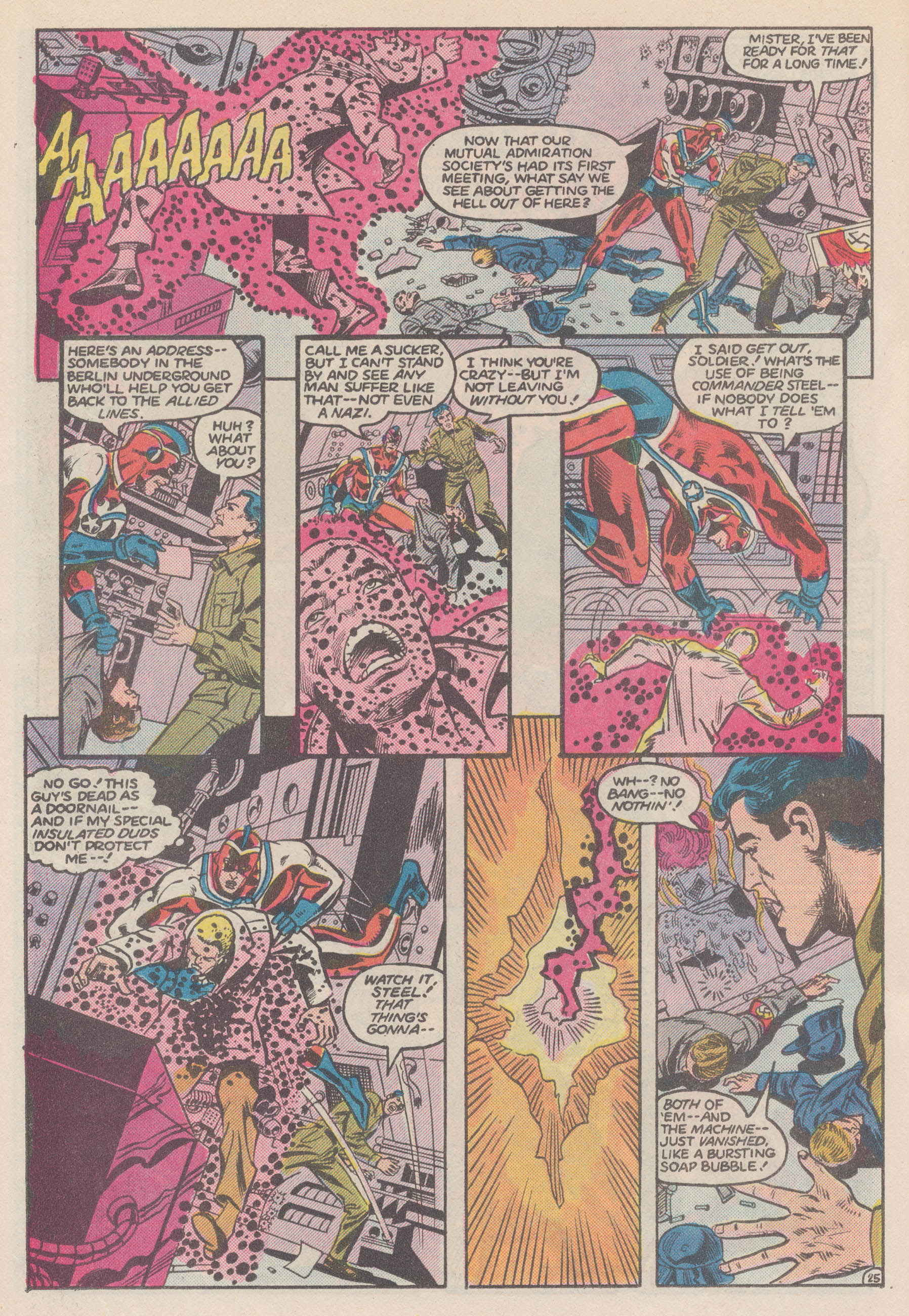 Read online All-Star Squadron comic -  Issue #50 - 30