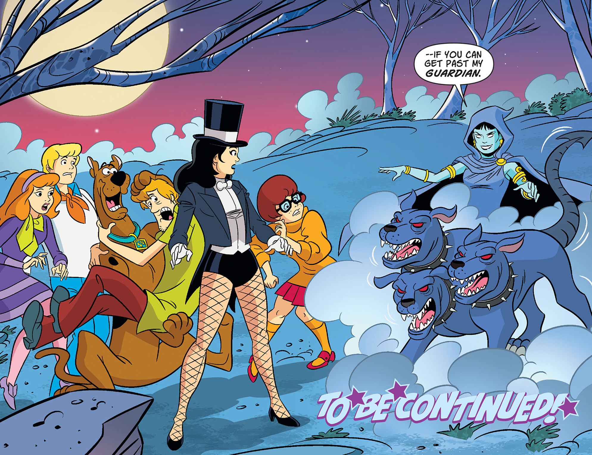 Read online Scooby-Doo! Team-Up comic -  Issue #37 - 23