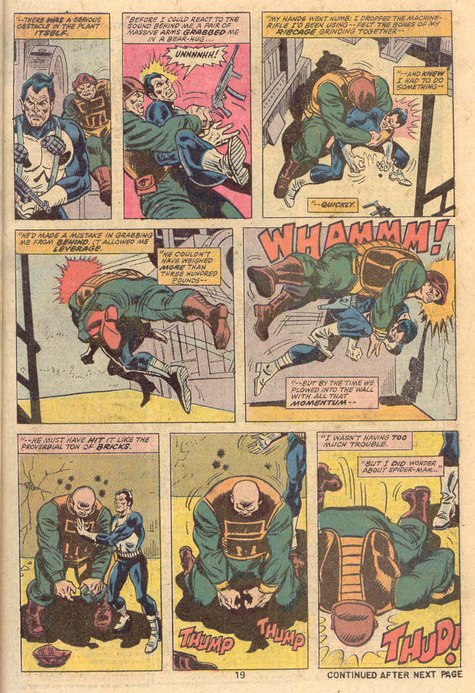 Giant-Size Spider-Man (1974) issue 4 - Page 17