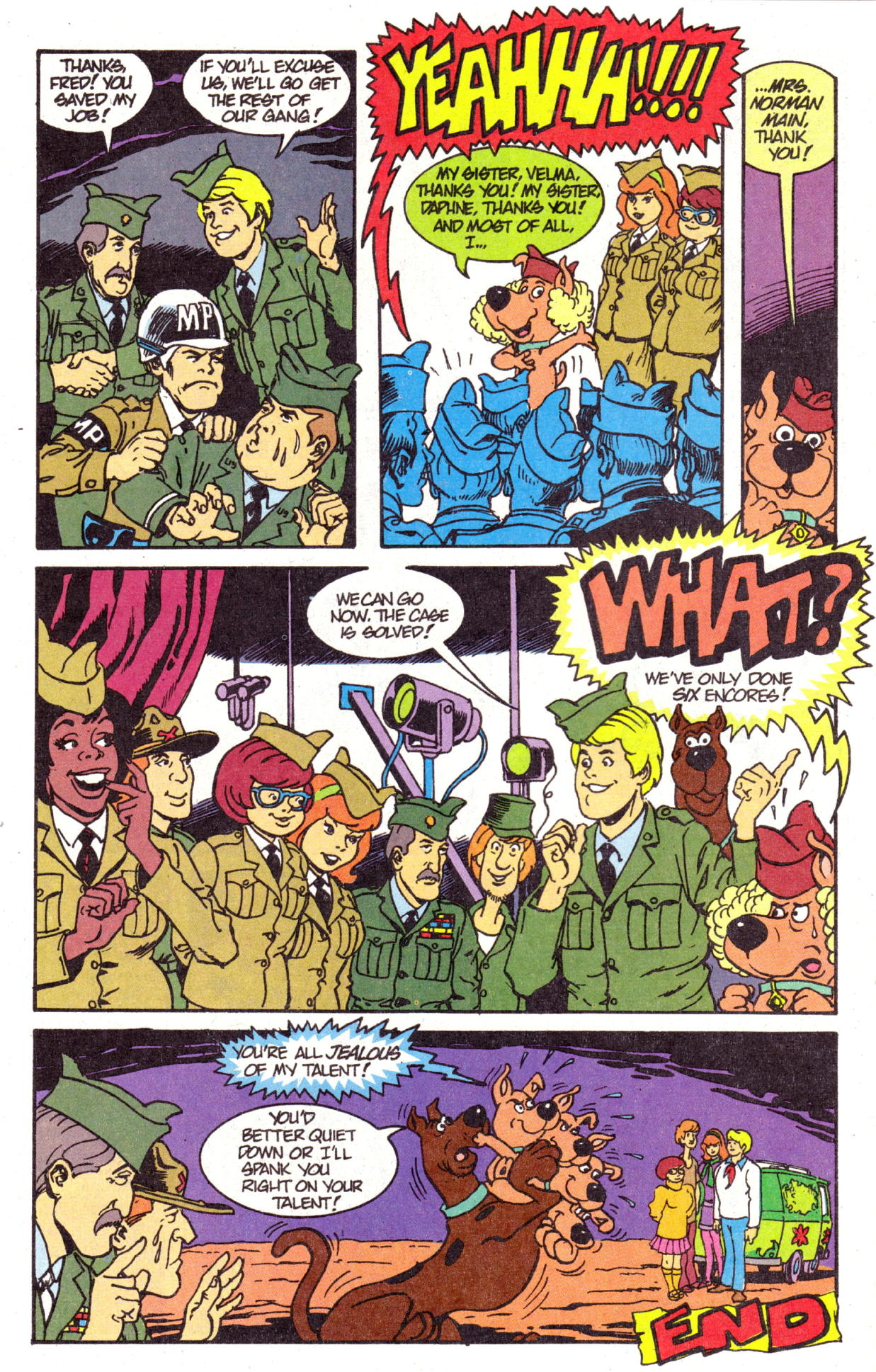 Read online Scooby-Doo (1995) comic -  Issue #2 - 14