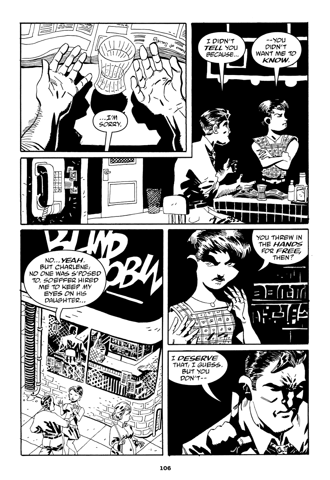 Read online Filthy Rich comic -  Issue # TPB (Part 2) - 11