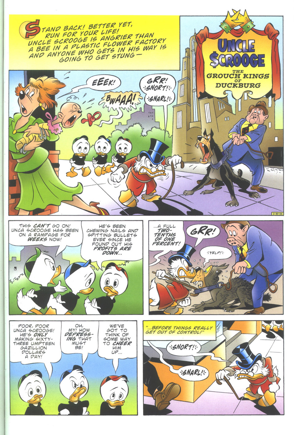 Read online Uncle Scrooge (1953) comic -  Issue #351 - 31