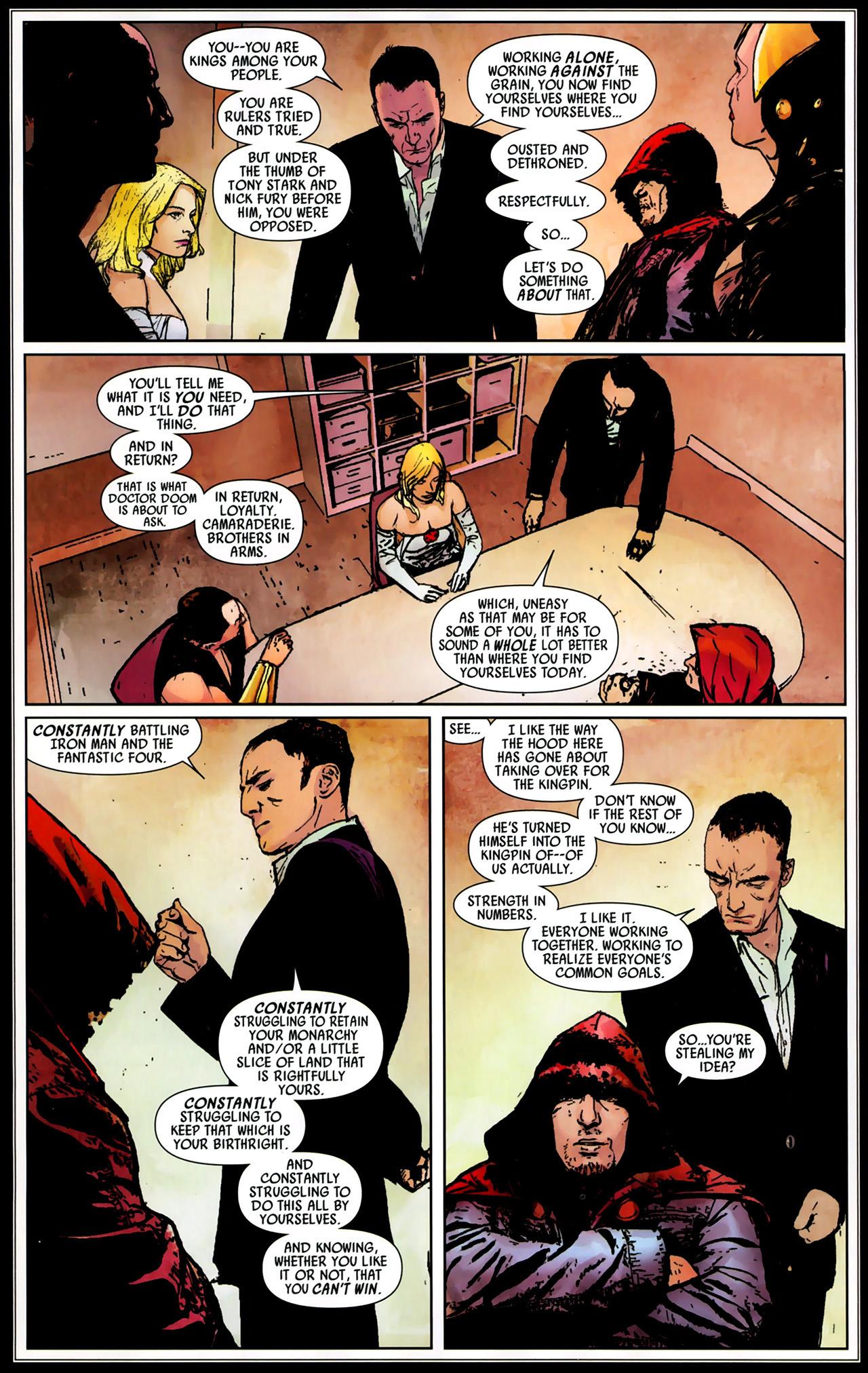 Read online Secret Invasion: Dark Reign comic -  Issue # Full - 12