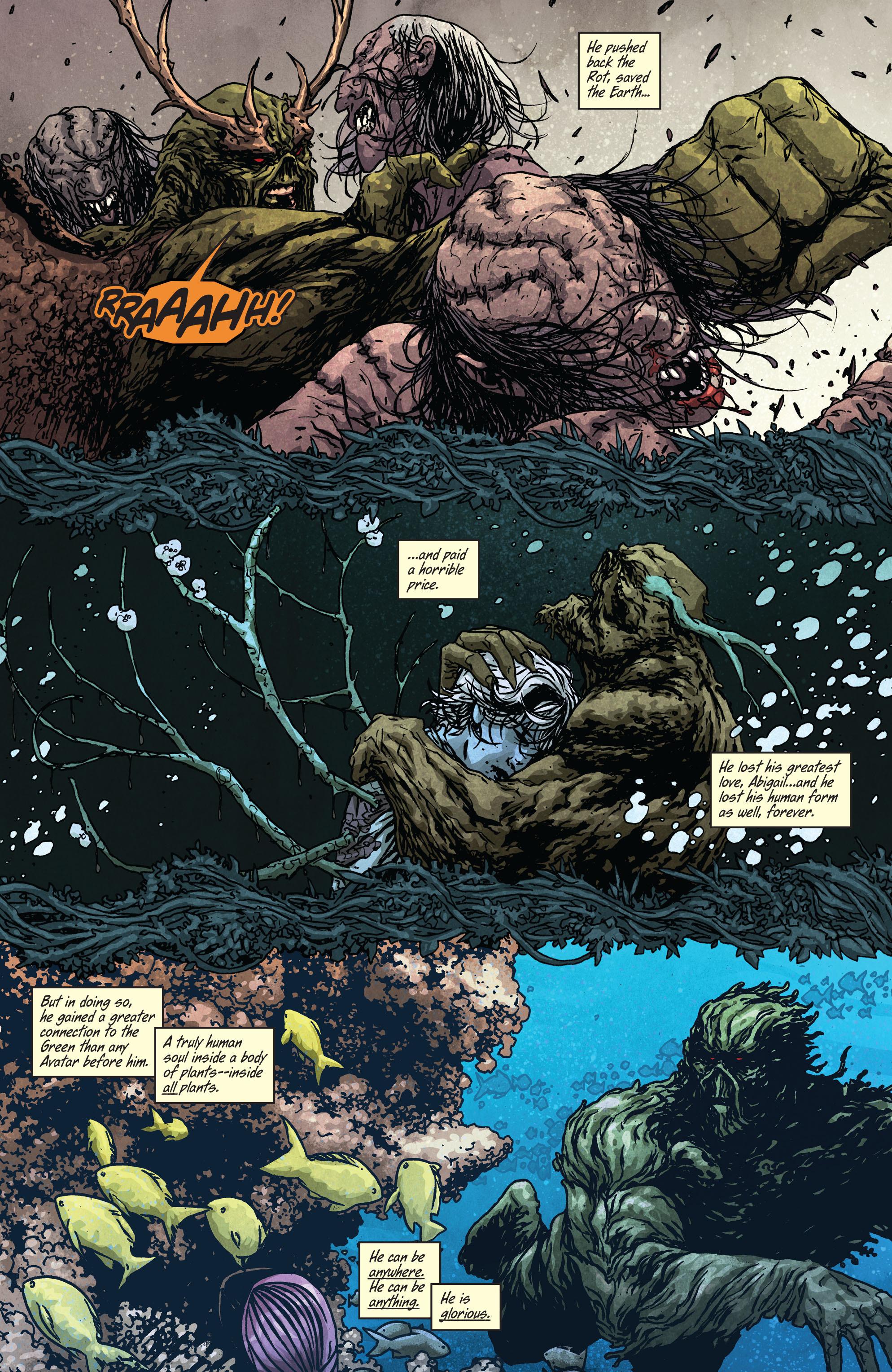 Read online Secret Origins (2014) comic -  Issue #9 - 10