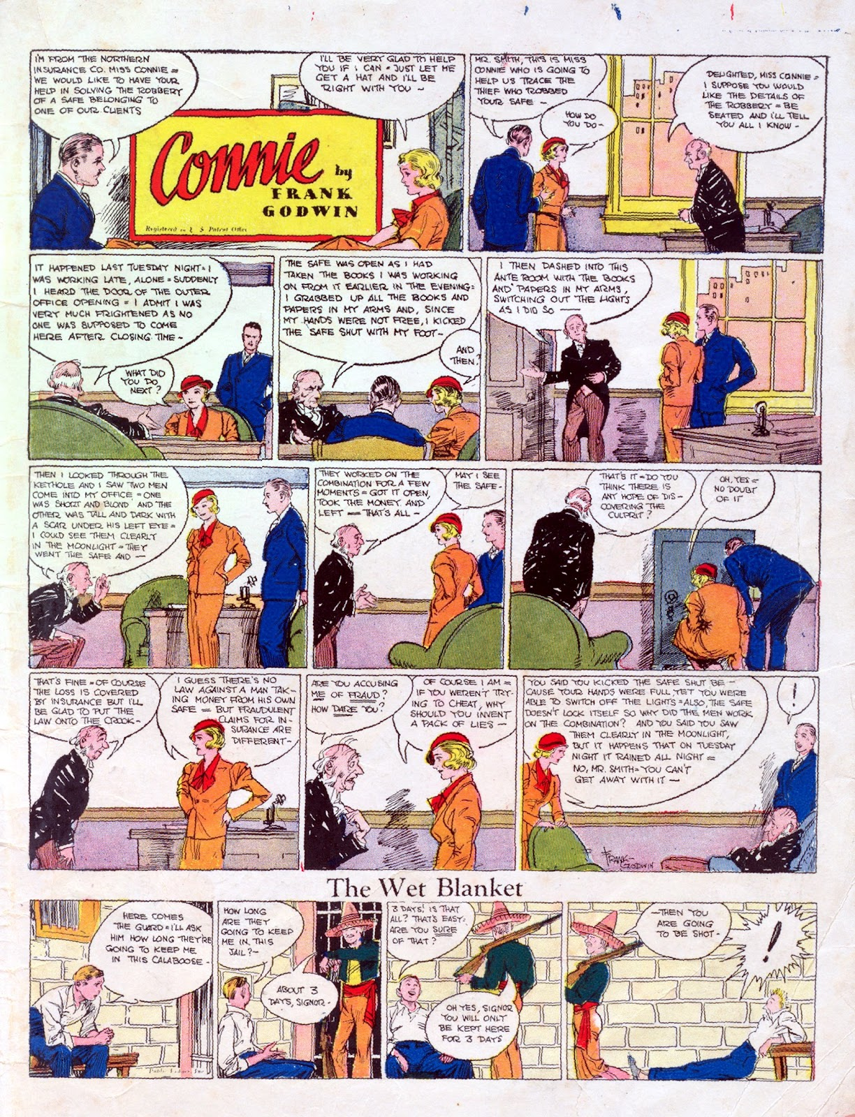 Read online Famous Funnies comic -  Issue #6 - 67