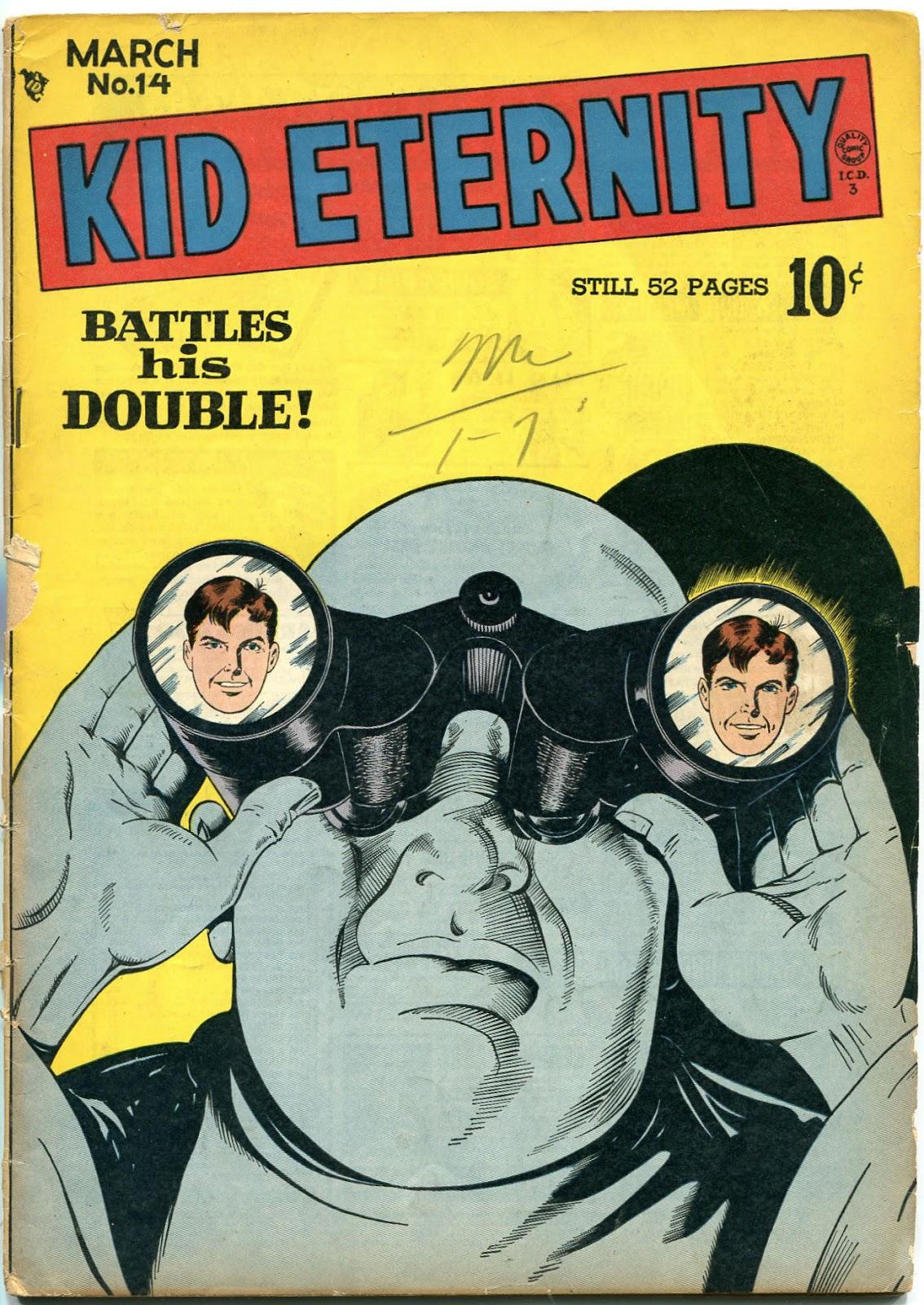 Kid Eternity (1946) 14 Page 1