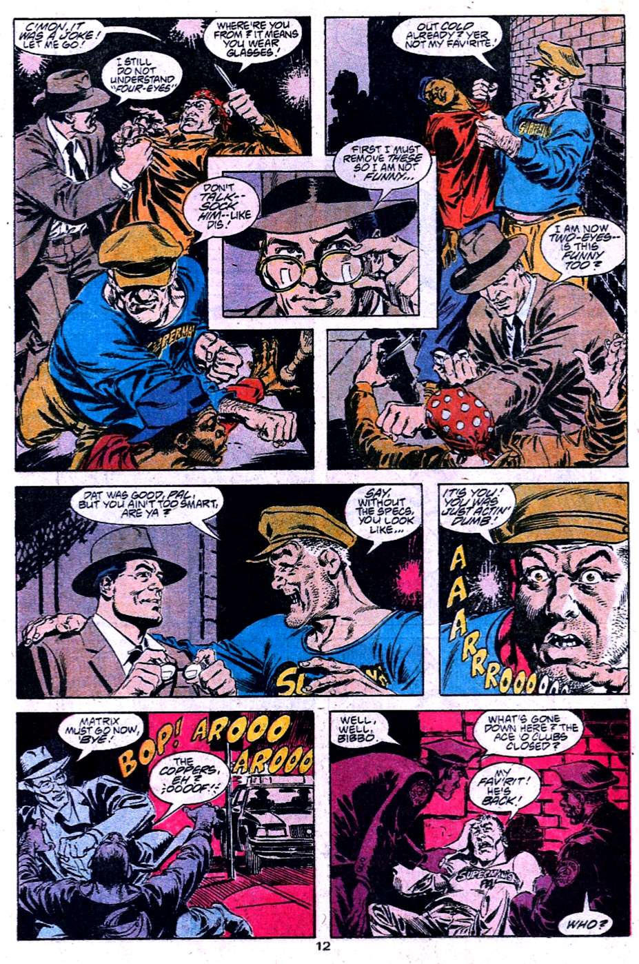 Read online Adventures of Superman (1987) comic -  Issue #454 - 13